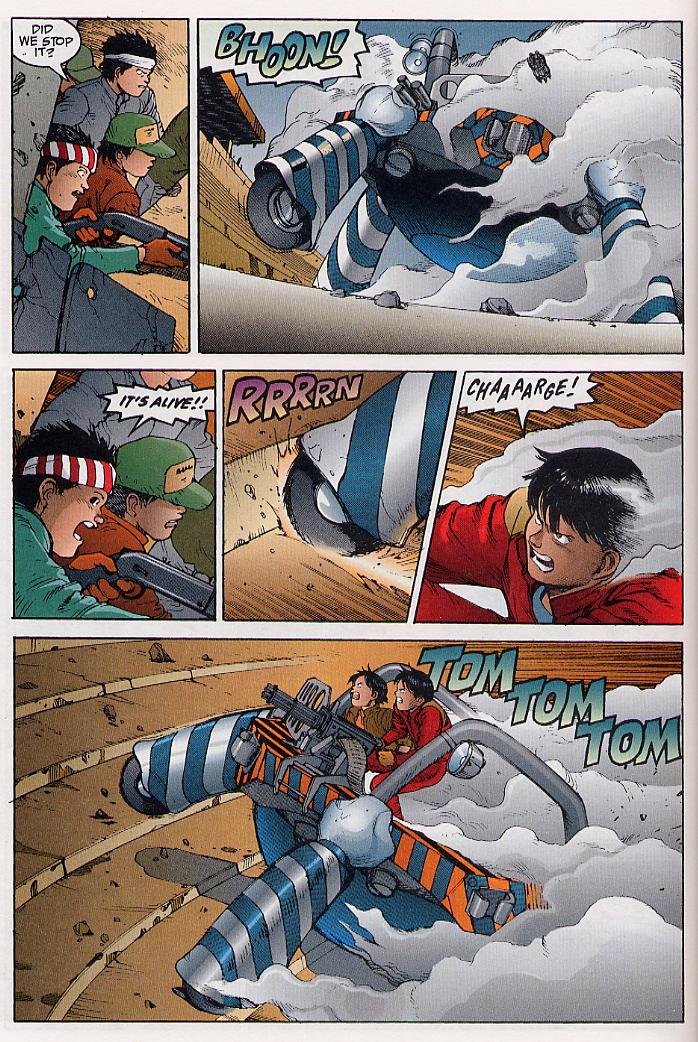 Read online Akira comic -  Issue #31 - 13