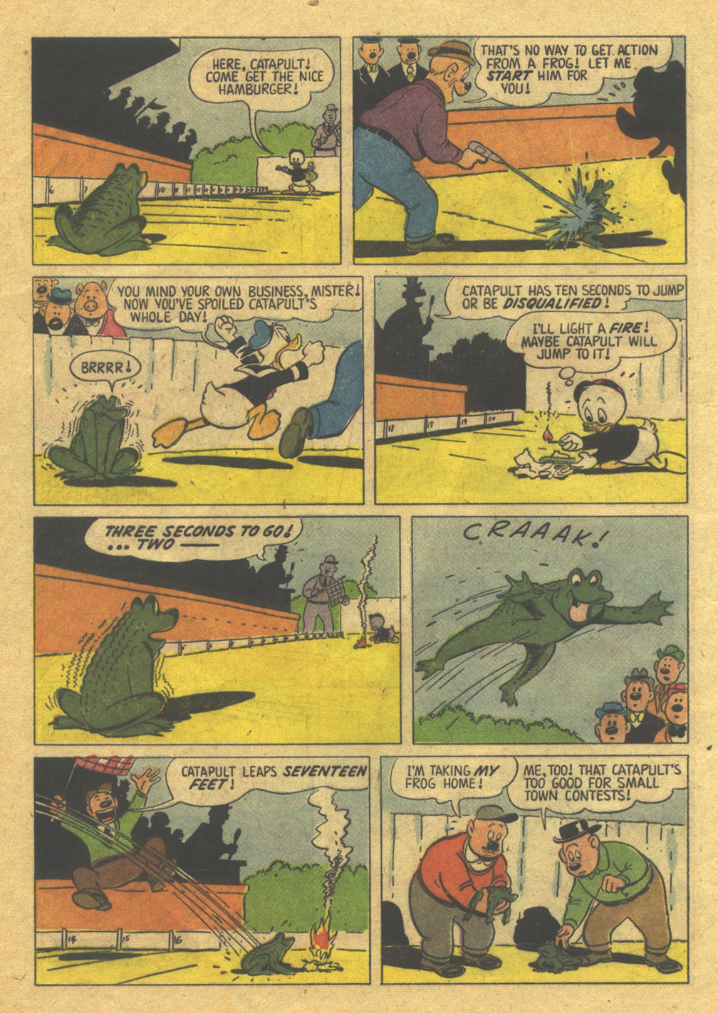 Walt Disney's Comics and Stories issue 216 - Page 8