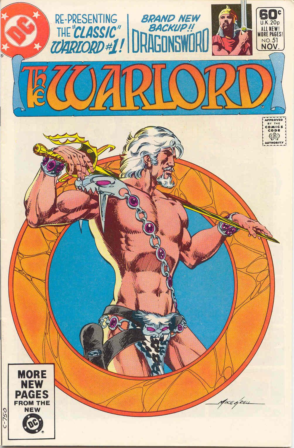 Warlord (1976) 51 Page 1