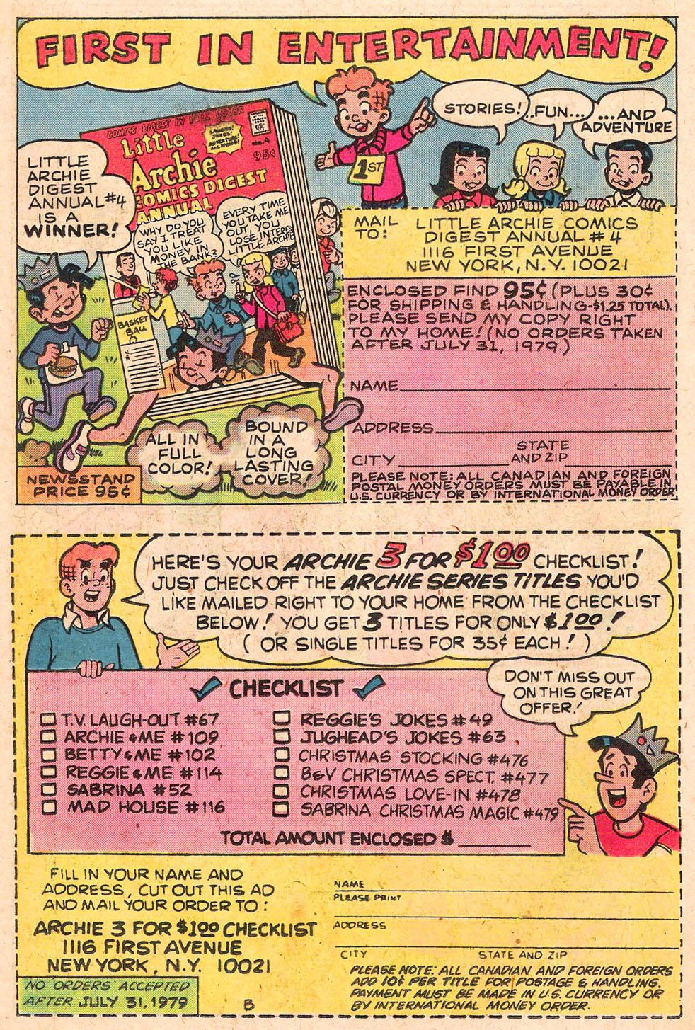 Read online Archie's Girls Betty and Veronica comic -  Issue #280 - 18