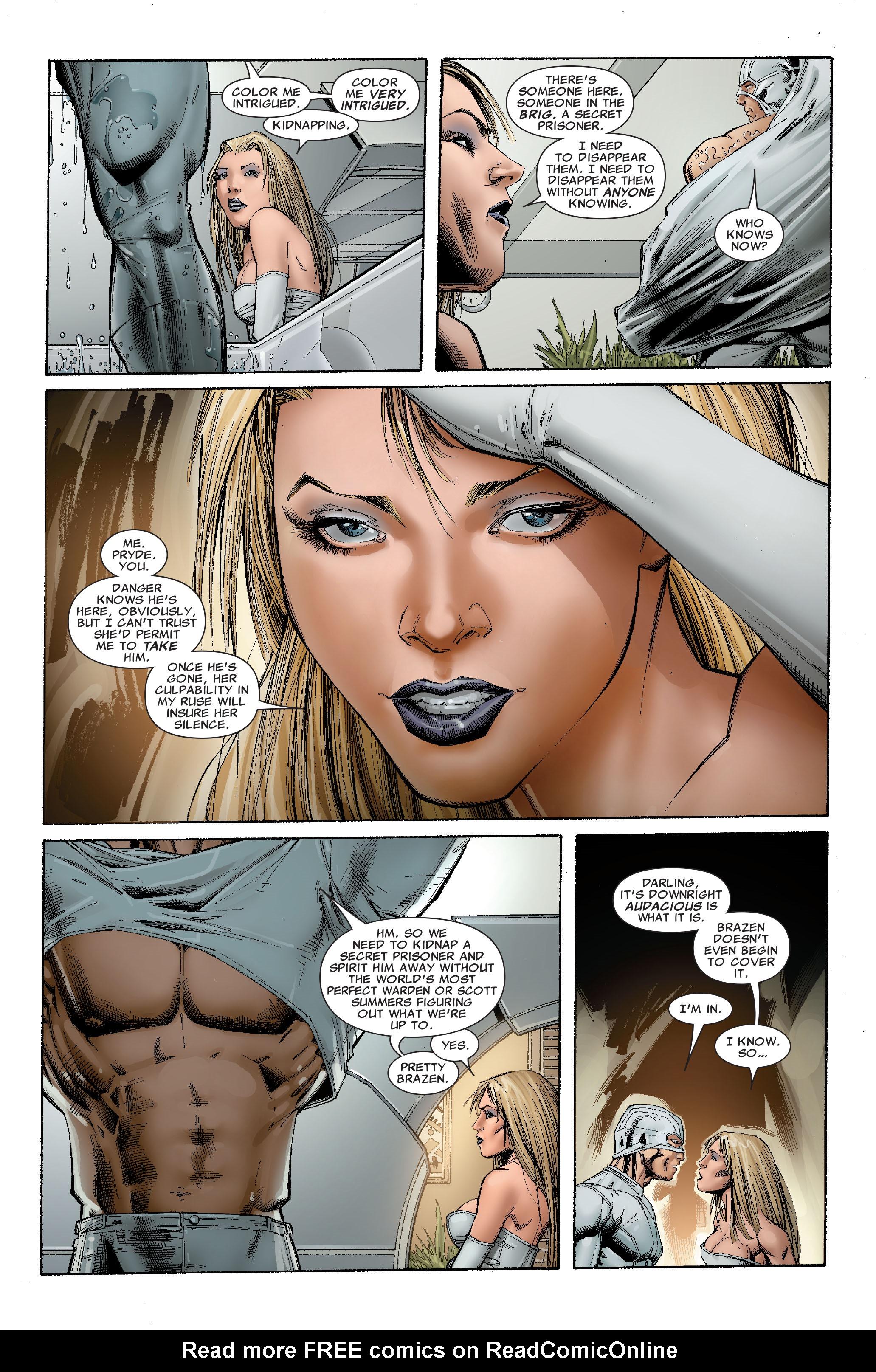 Read online Uncanny X-Men (1963) comic -  Issue #529 - 9