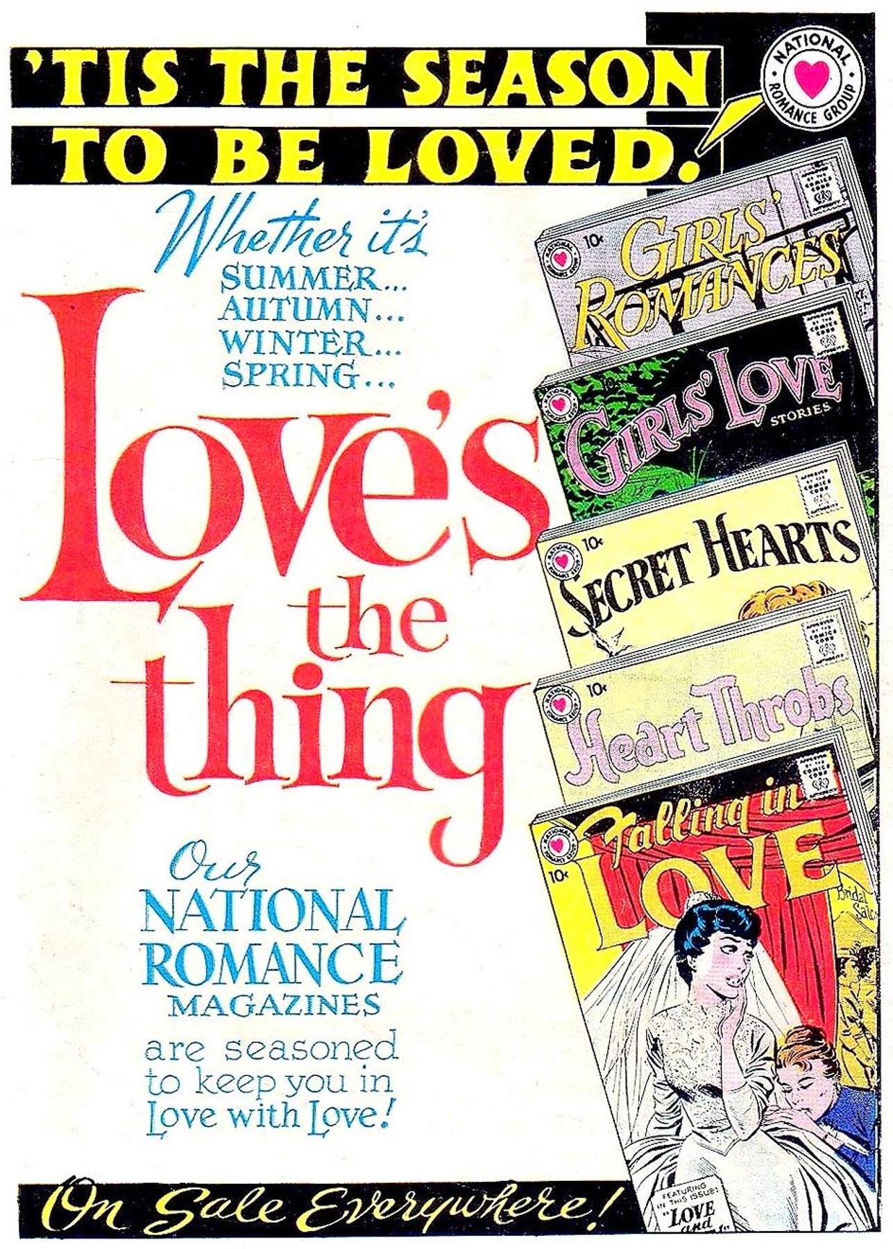 Read online Secret Hearts comic -  Issue #61 - 36