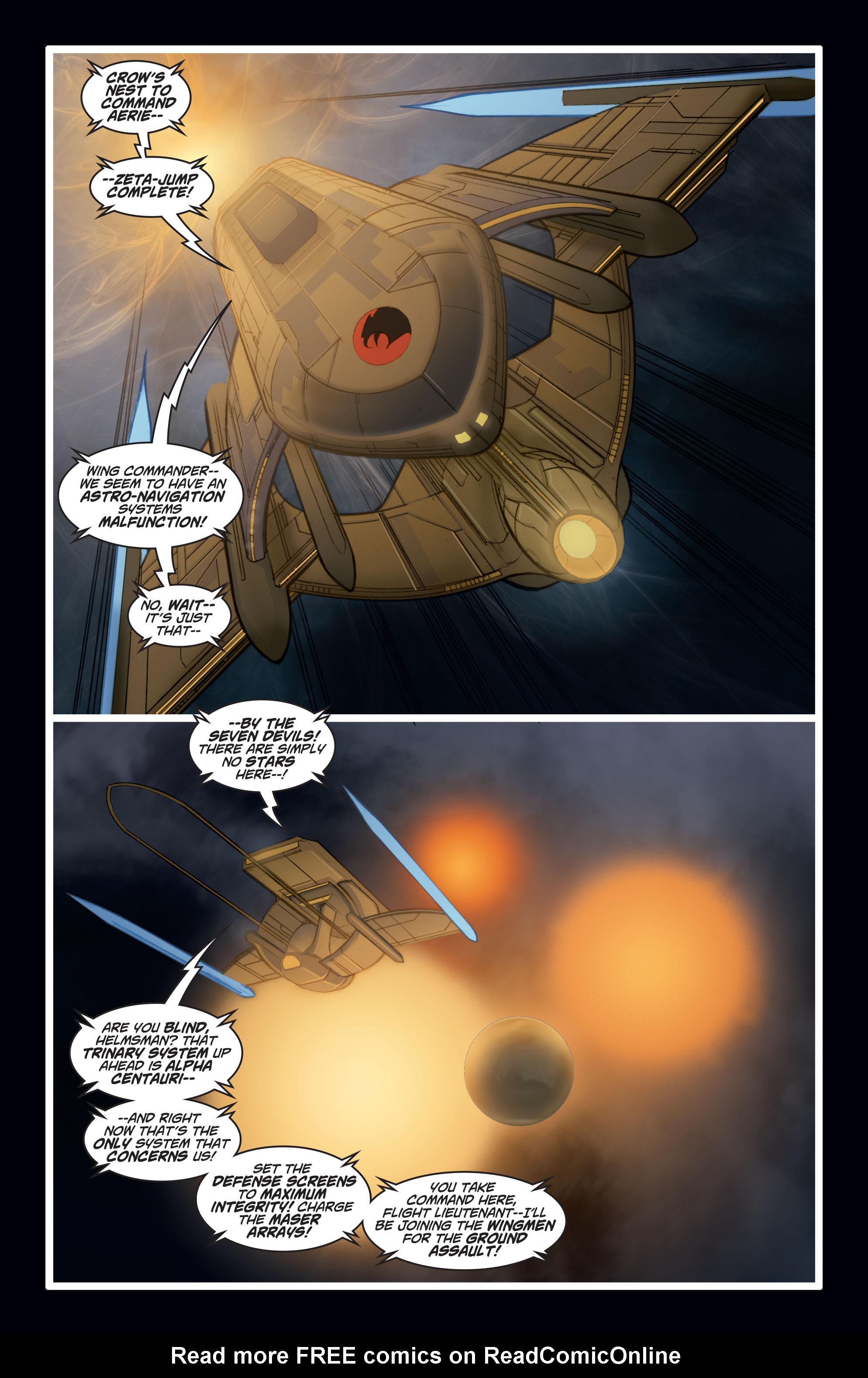 Read online Adam Strange (2004) comic -  Issue #7 - 12