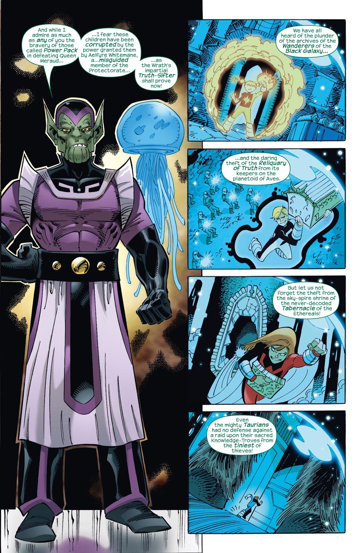 Read online Skrulls vs. Power Pack comic -  Issue #1 - 15