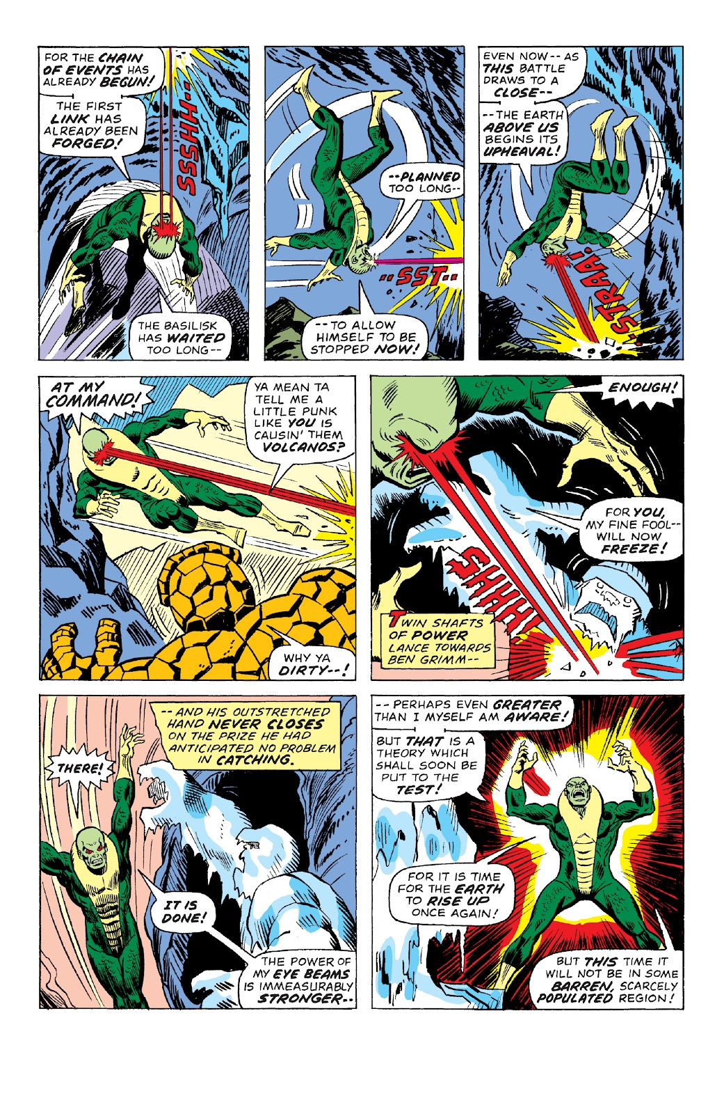 Read online Marvel Two-In-One Epic Collection: Cry Monster comic -  Issue # TPB (Part 4) - 58