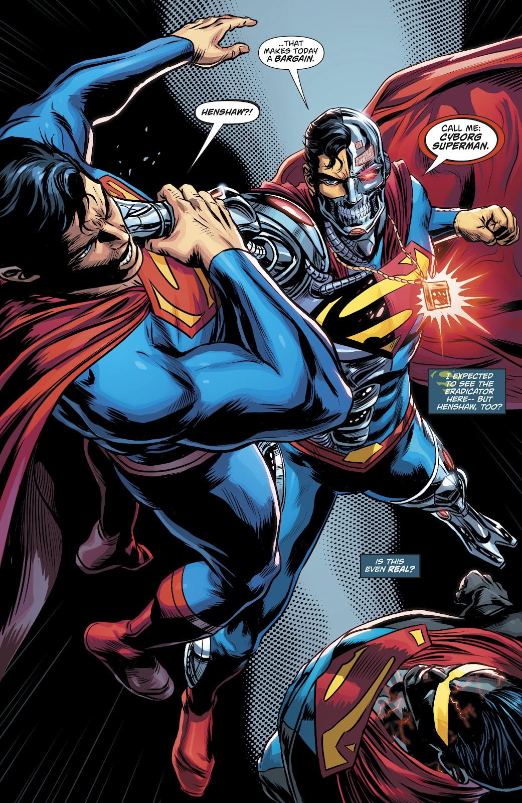 Read online Action Comics (2016) comic -  Issue #980 - 19