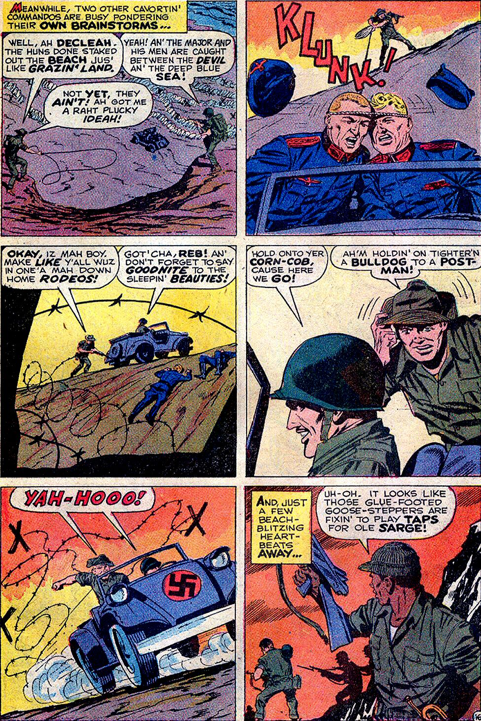 Read online Sgt. Fury comic -  Issue #88 - 23