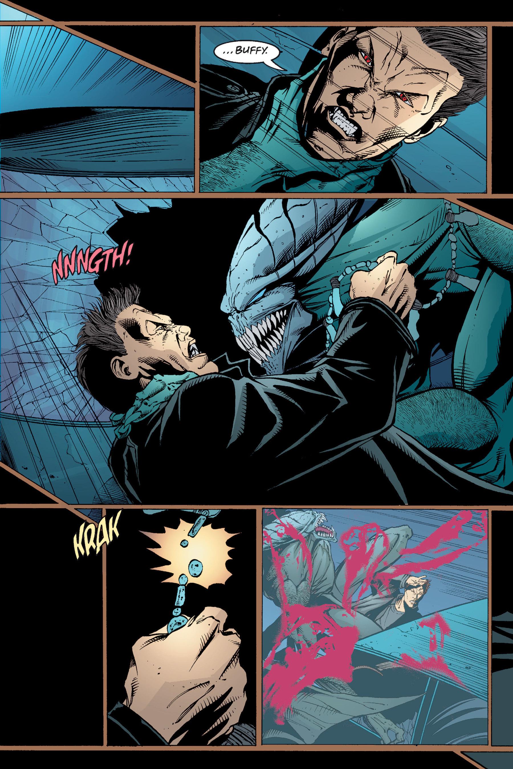 Read online Buffy the Vampire Slayer: Omnibus comic -  Issue # TPB 4 - 361