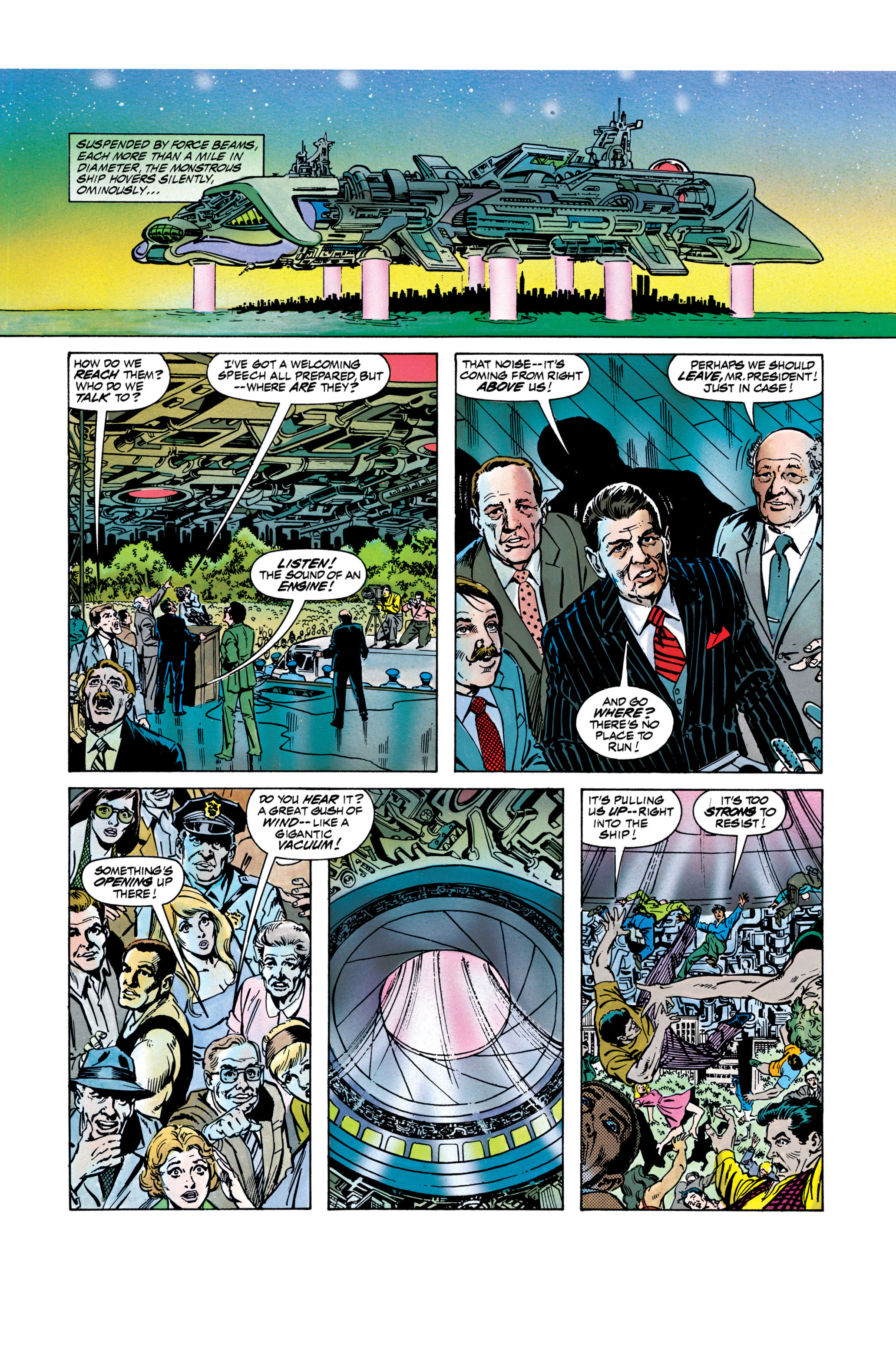 Read online Silver Surfer: Parable comic -  Issue # TPB - 101