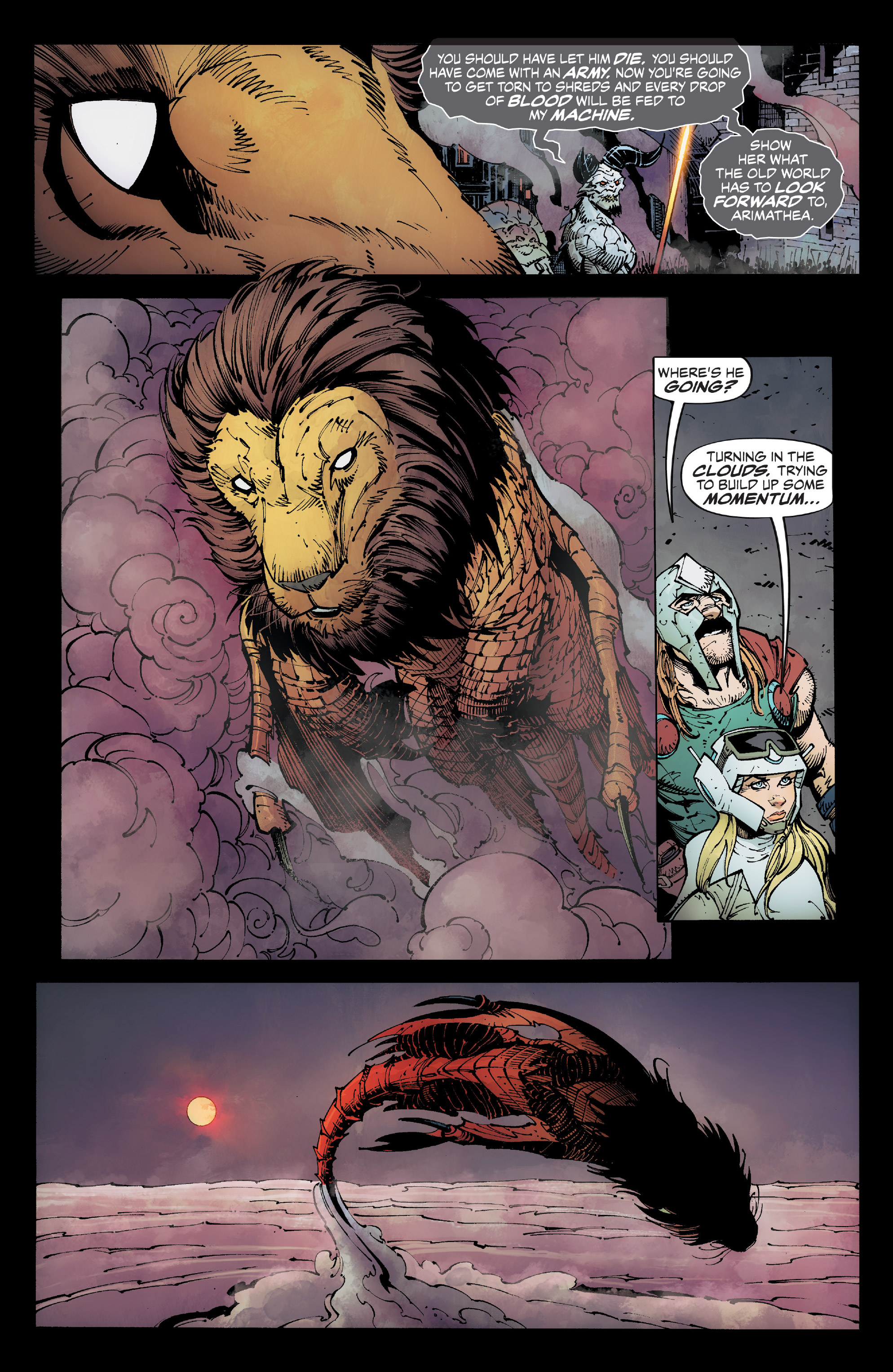 Read online Reborn comic -  Issue #6 - 11