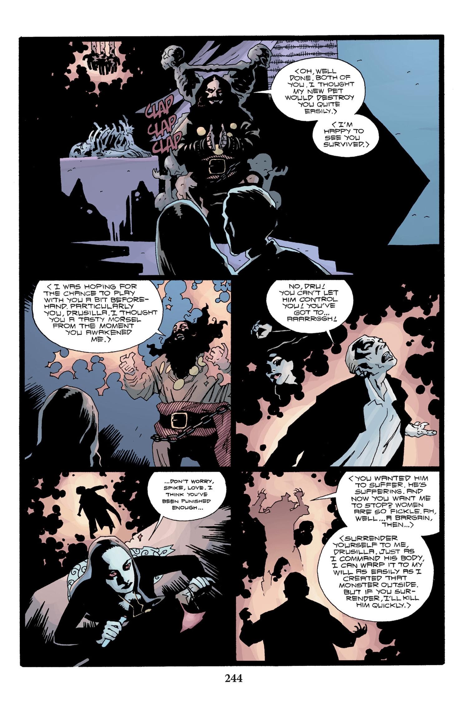 Read online Buffy the Vampire Slayer: Omnibus comic -  Issue # TPB 2 - 237
