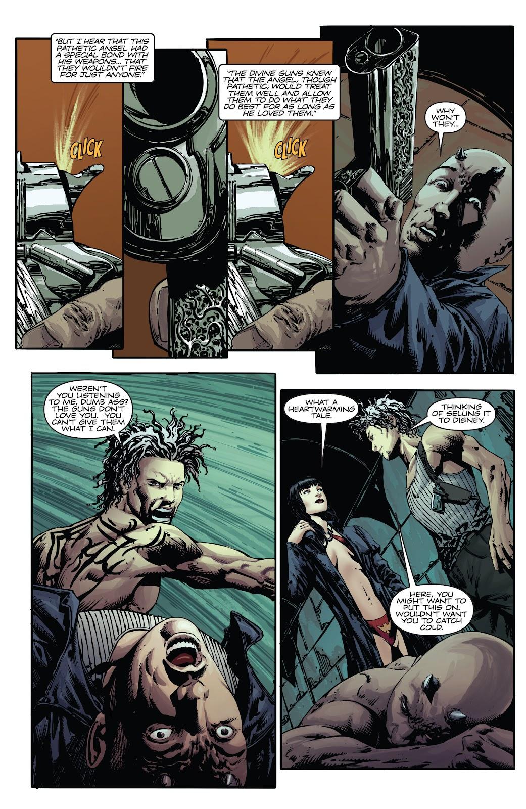 Read online Vampirella Strikes comic -  Issue #4 - 16