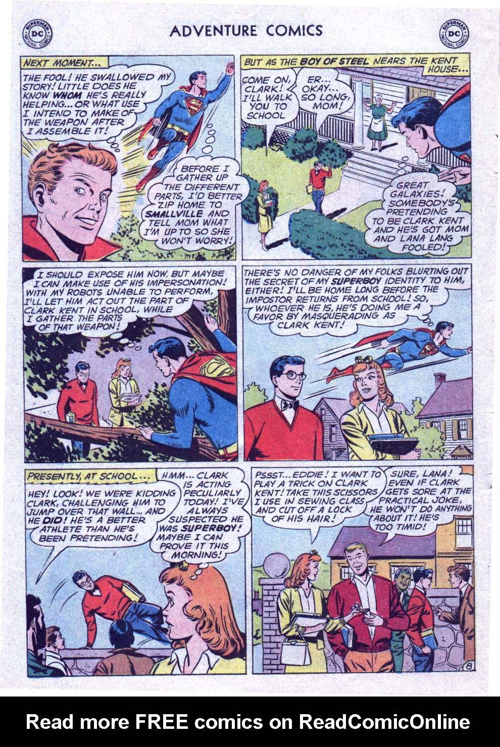Read online Adventure Comics (1938) comic -  Issue #290 - 25
