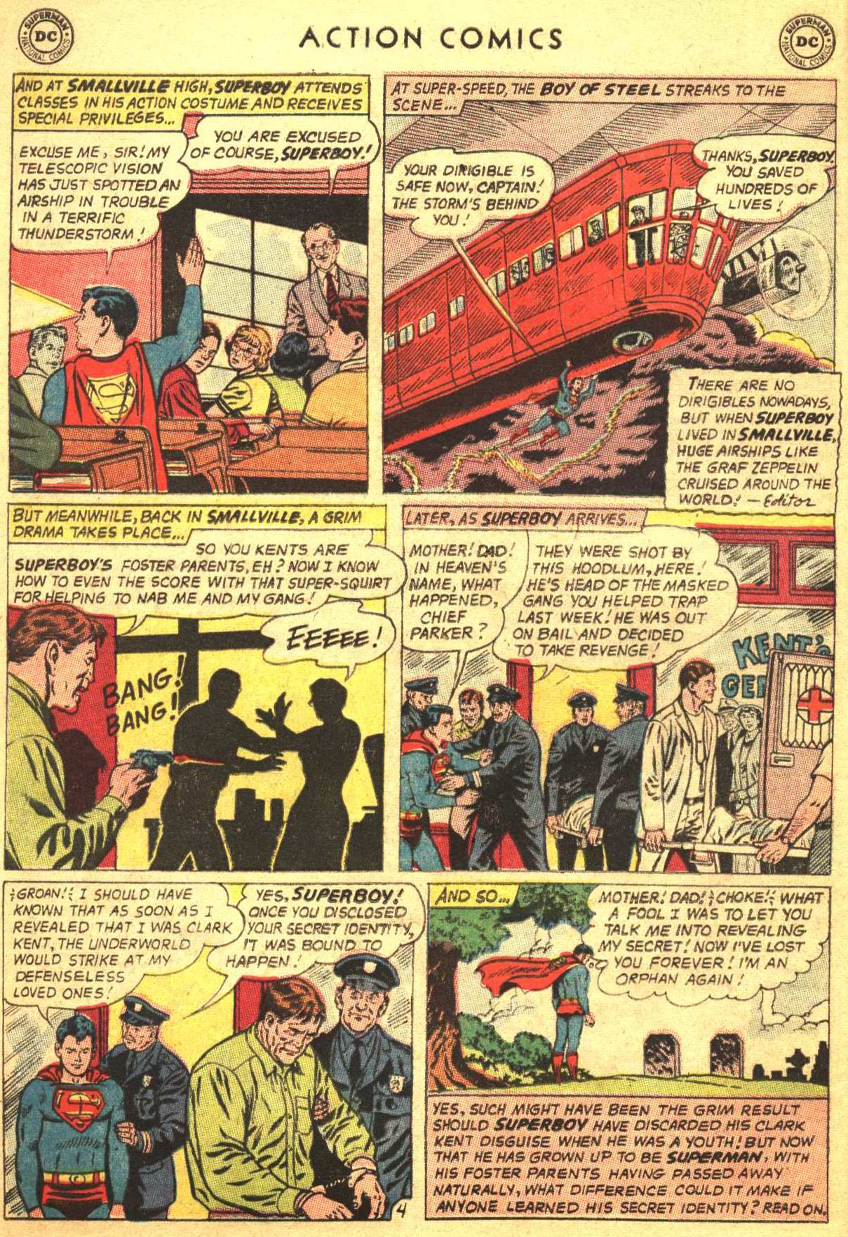 Read online Action Comics (1938) comic -  Issue #305 - 6