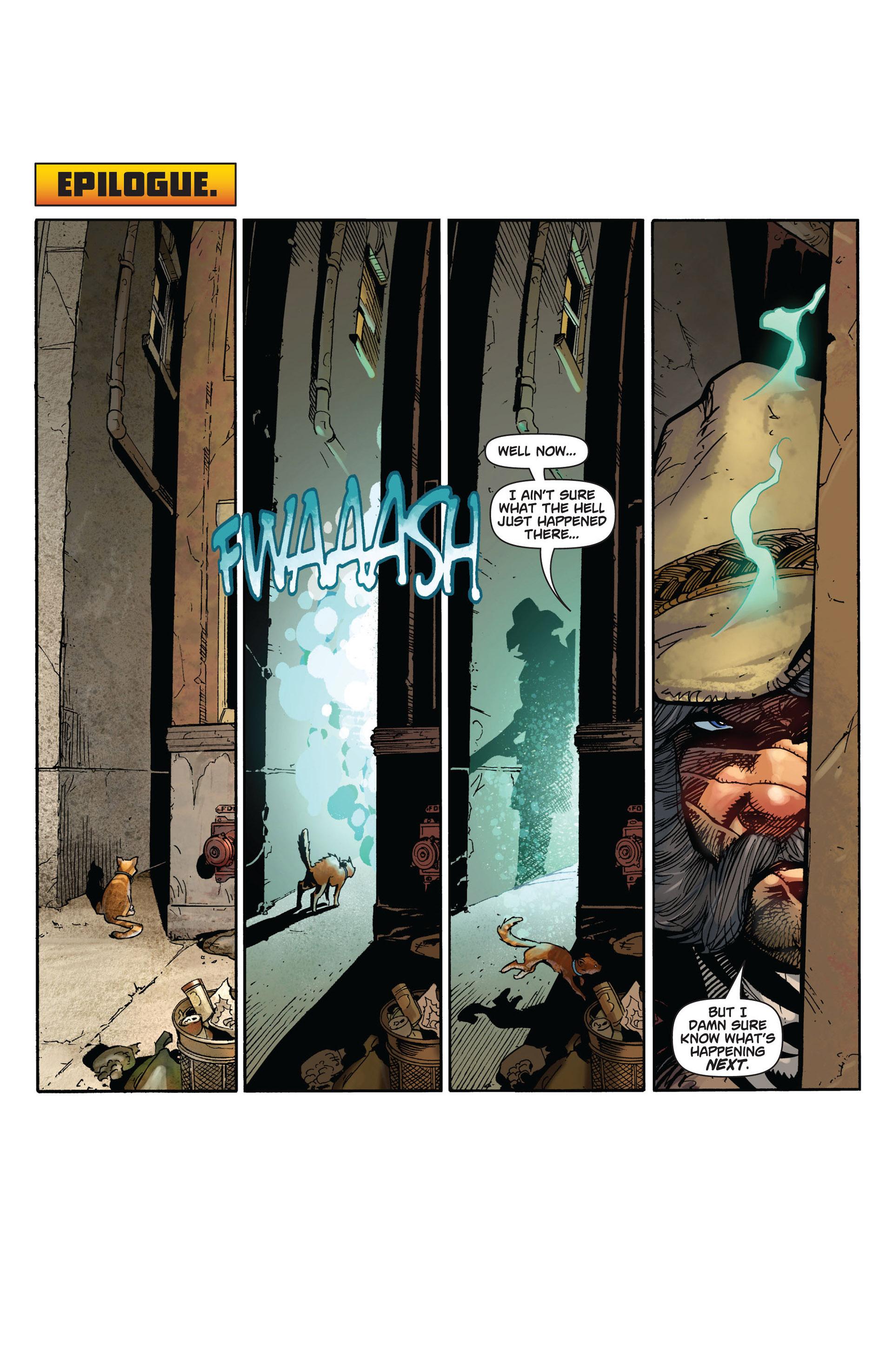 Read online Astonishing Spider-Man & Wolverine comic -  Issue #6 - 24