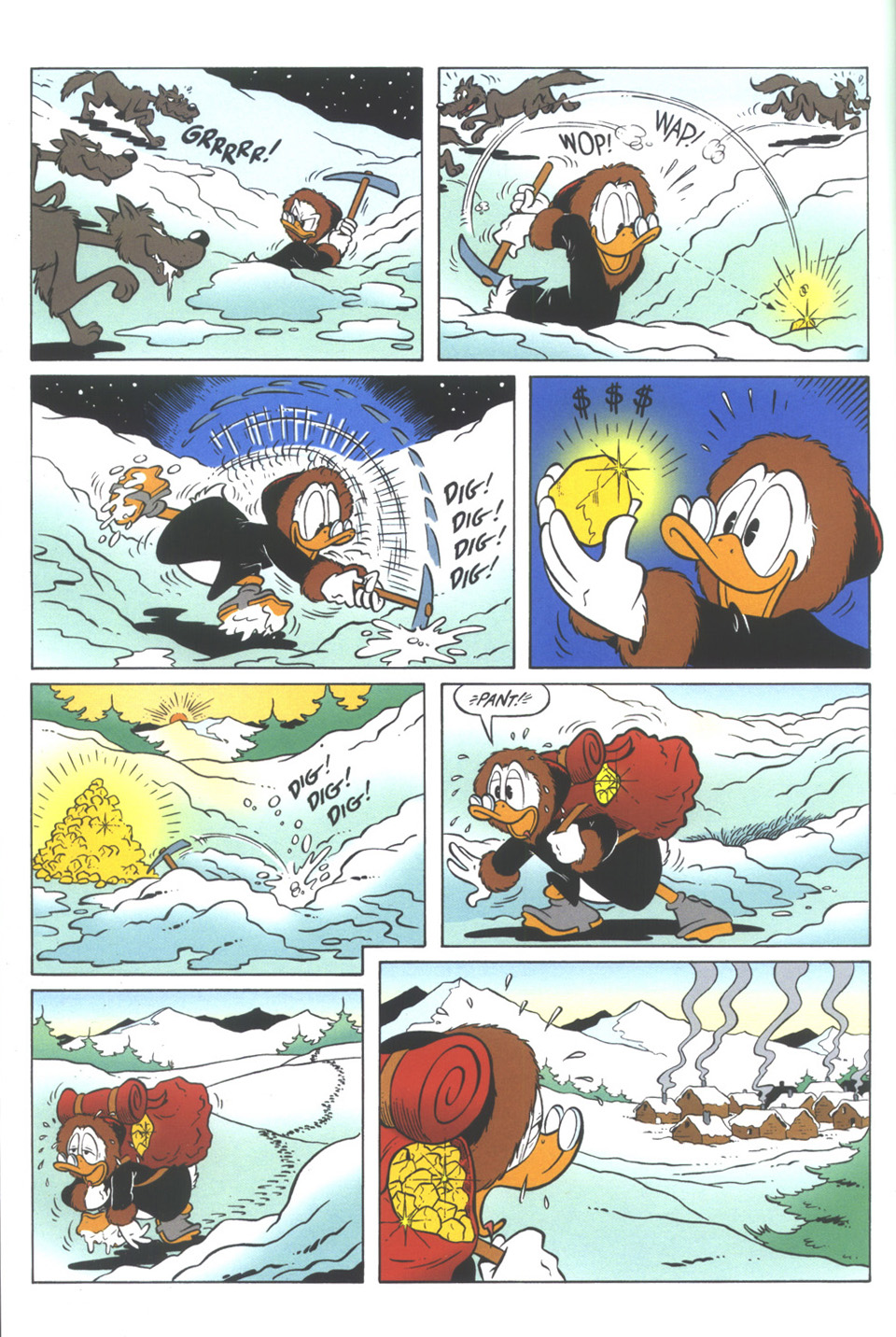 Read online Uncle Scrooge (1953) comic -  Issue #343 - 54