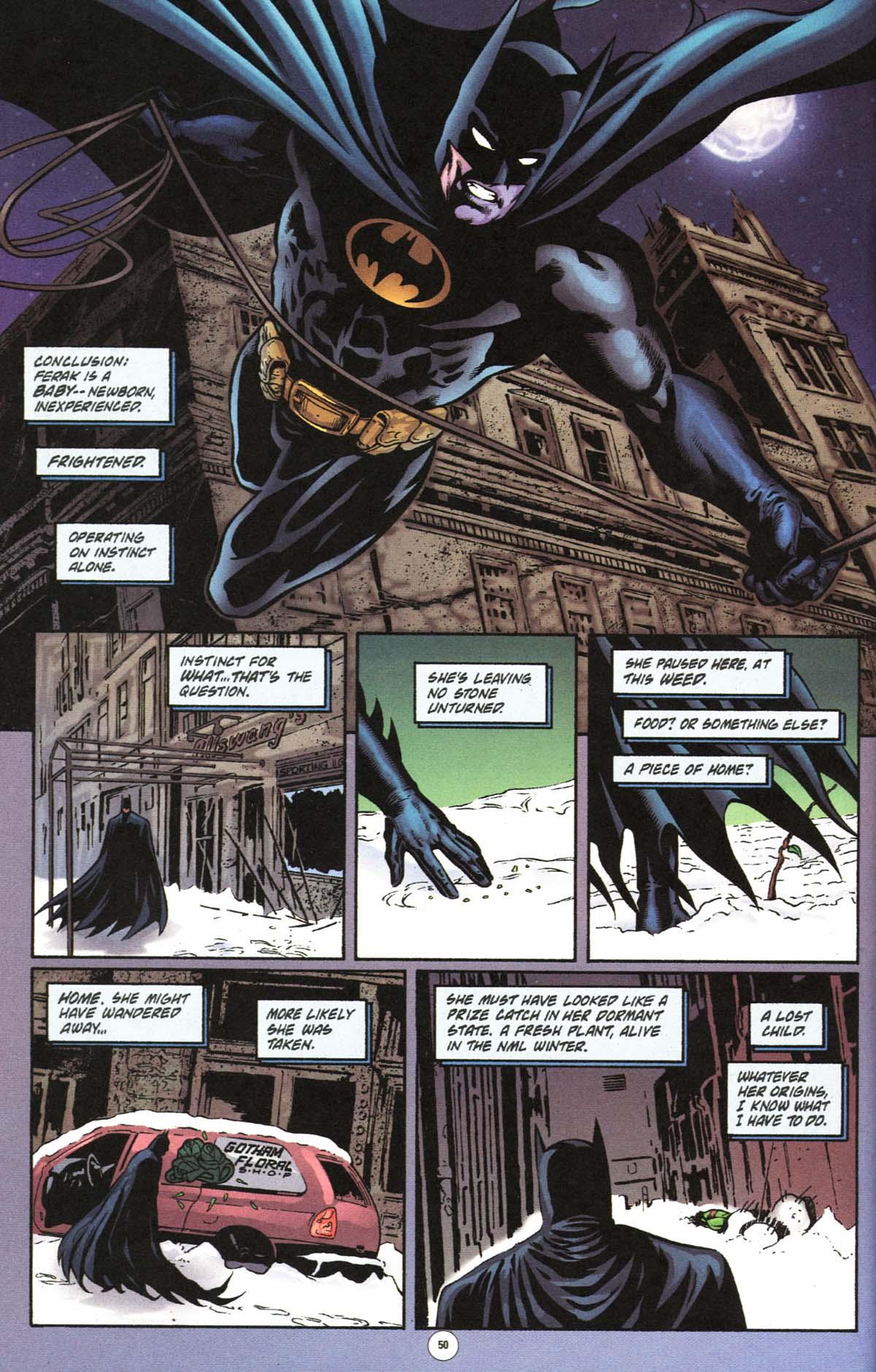 Read online Batman: No Man's Land comic -  Issue #0 - 46