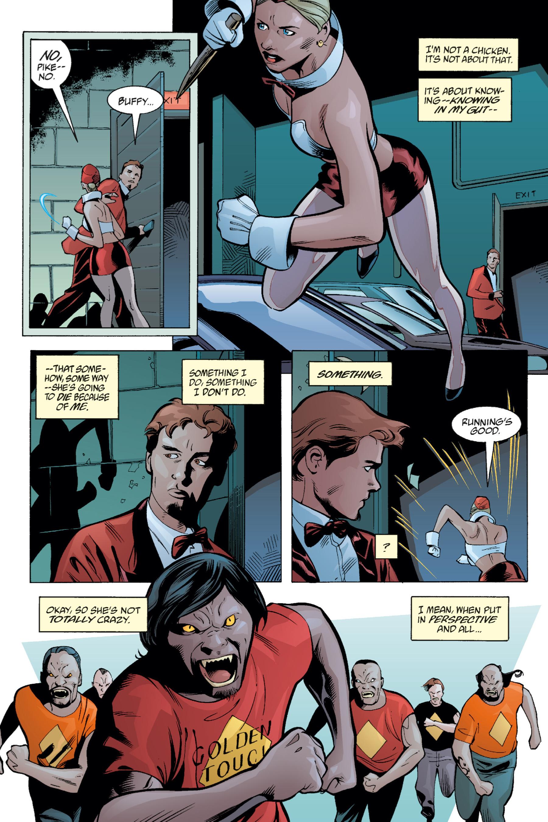 Read online Buffy the Vampire Slayer: Omnibus comic -  Issue # TPB 1 - 140