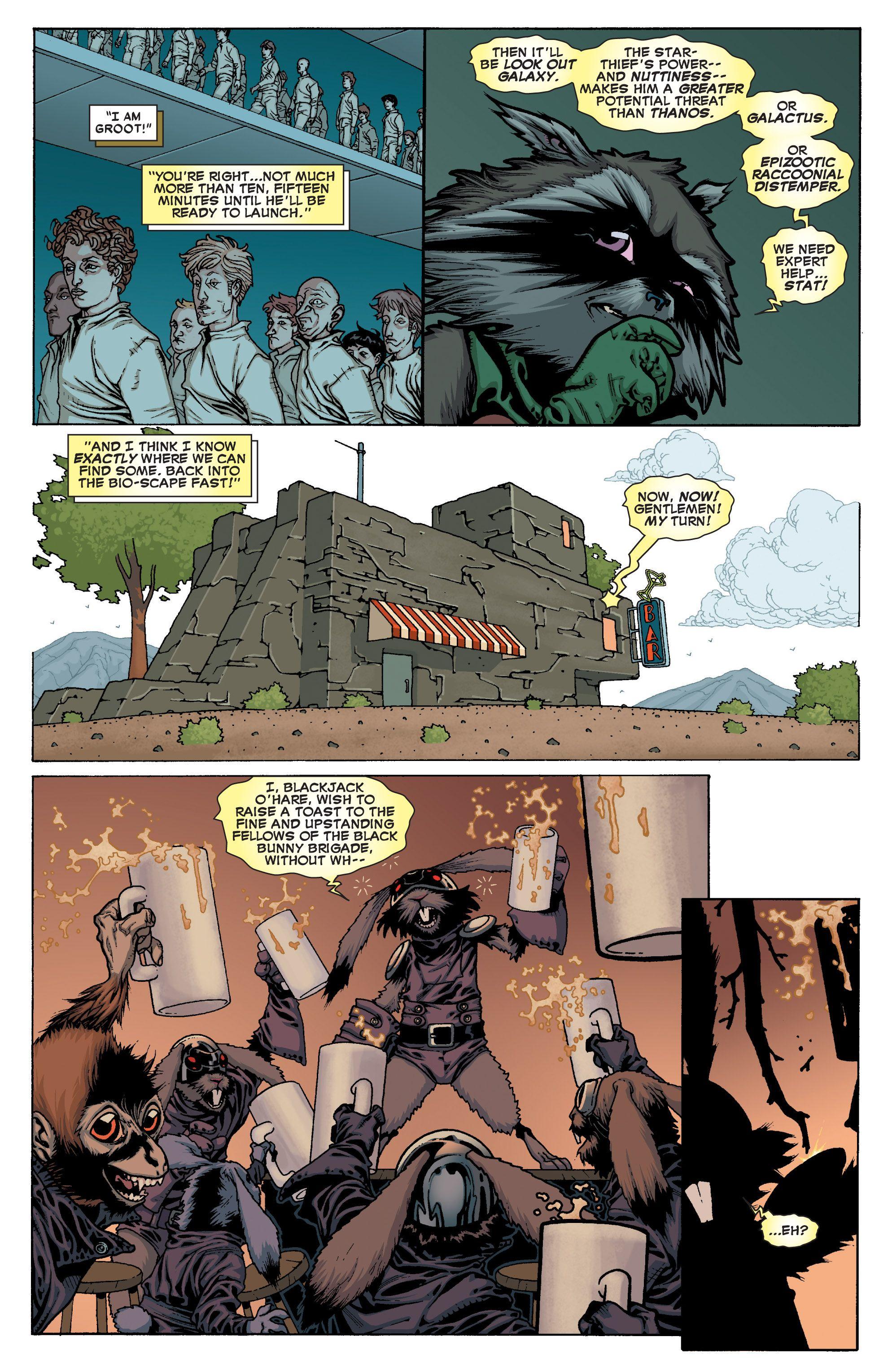 Read online Annihilators comic -  Issue #4 - 29