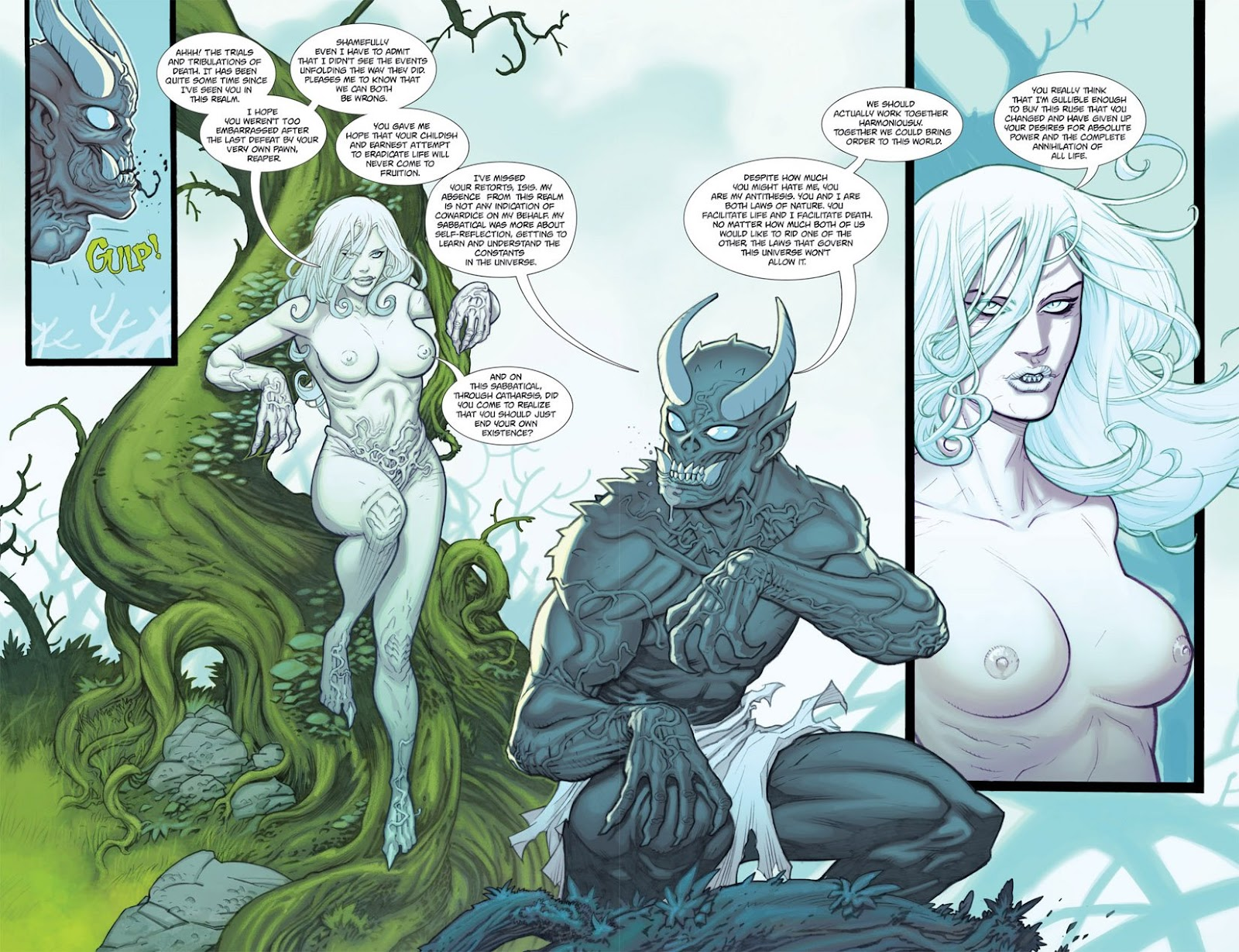 Read online Reaper comic -  Issue #2 - 4