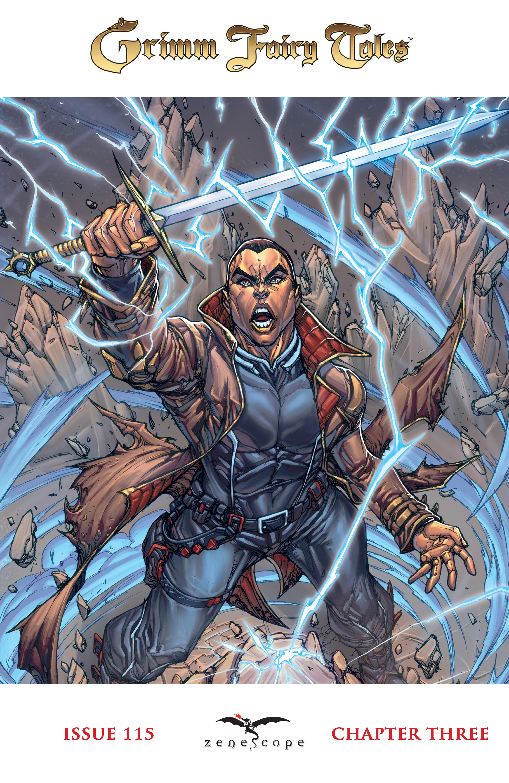 Read online Grimm Fairy Tales: Arcane Acre comic -  Issue # TPB 3 - 53