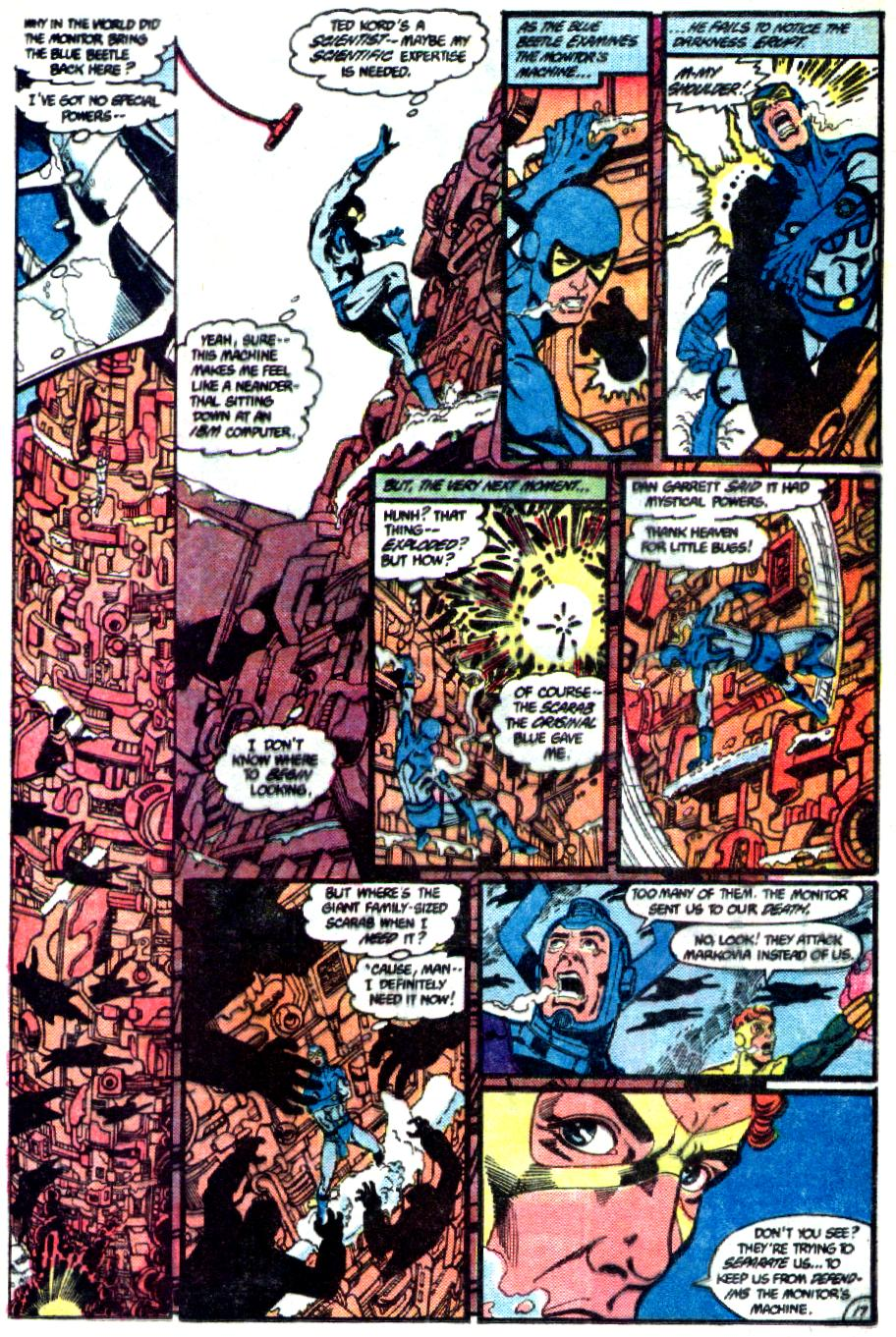 Read online Crisis on Infinite Earths (1985) comic -  Issue #3 - 18