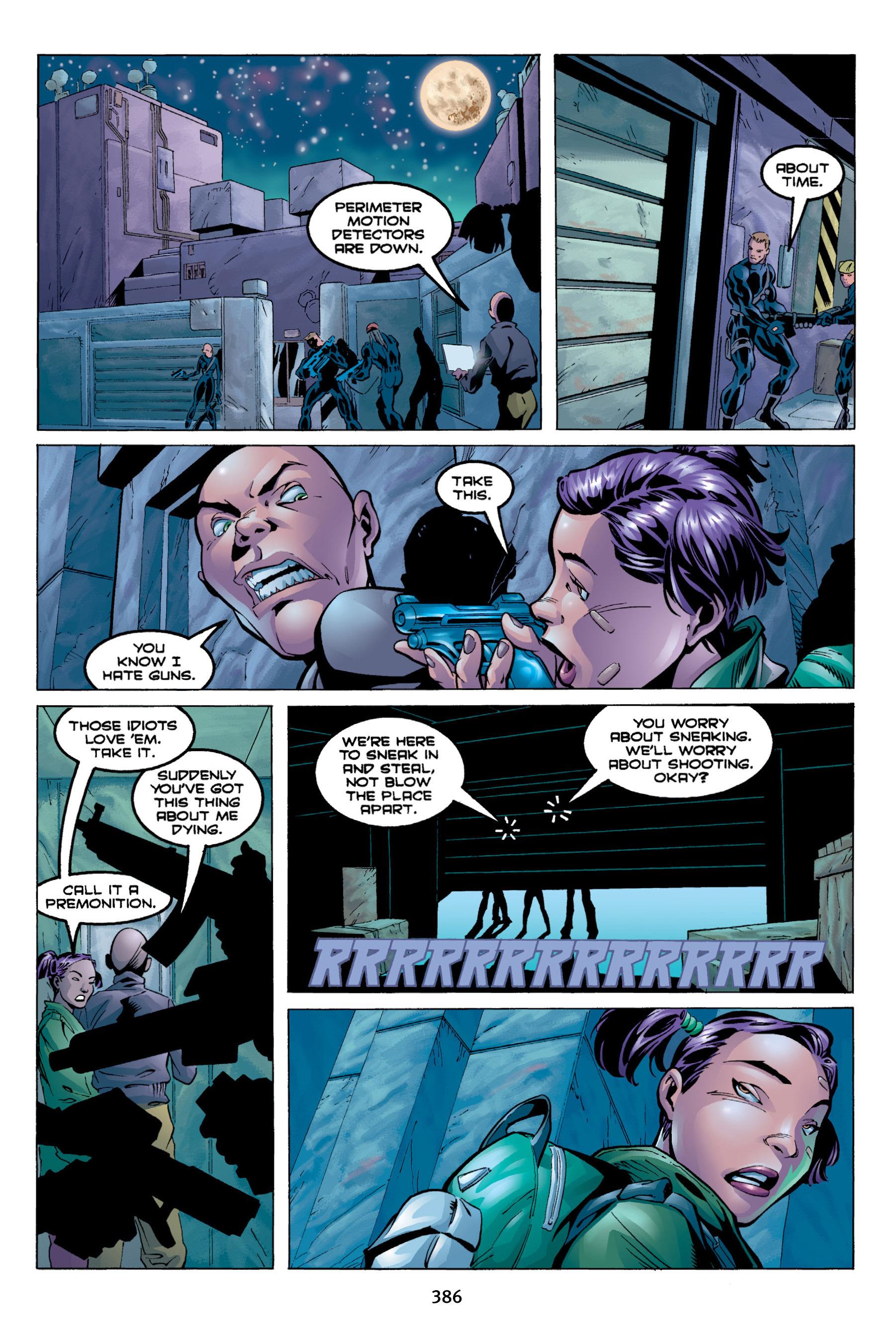 Read online Aliens vs. Predator Omnibus comic -  Issue # _TPB 2 Part 4 - 51