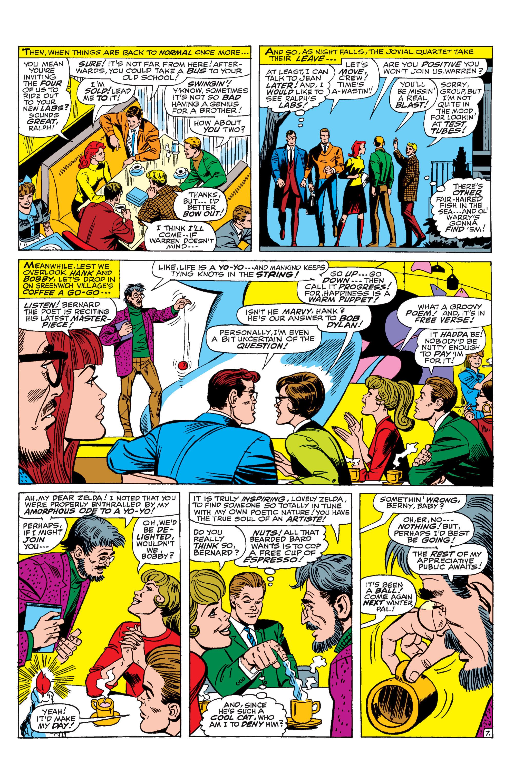 Read online Uncanny X-Men (1963) comic -  Issue #31 - 8