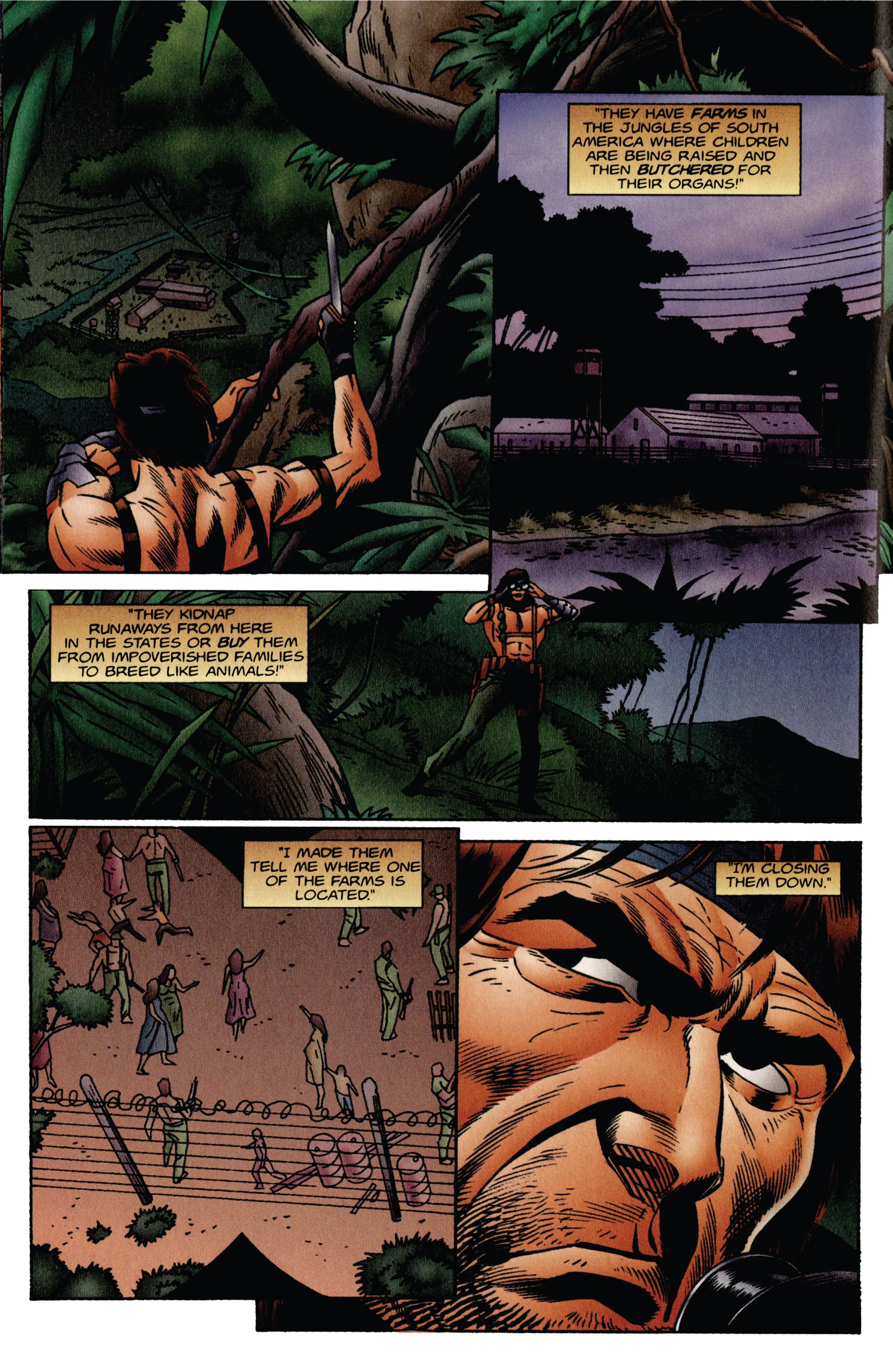 Read online Eternal Warrior (1992) comic -  Issue #40 - 9