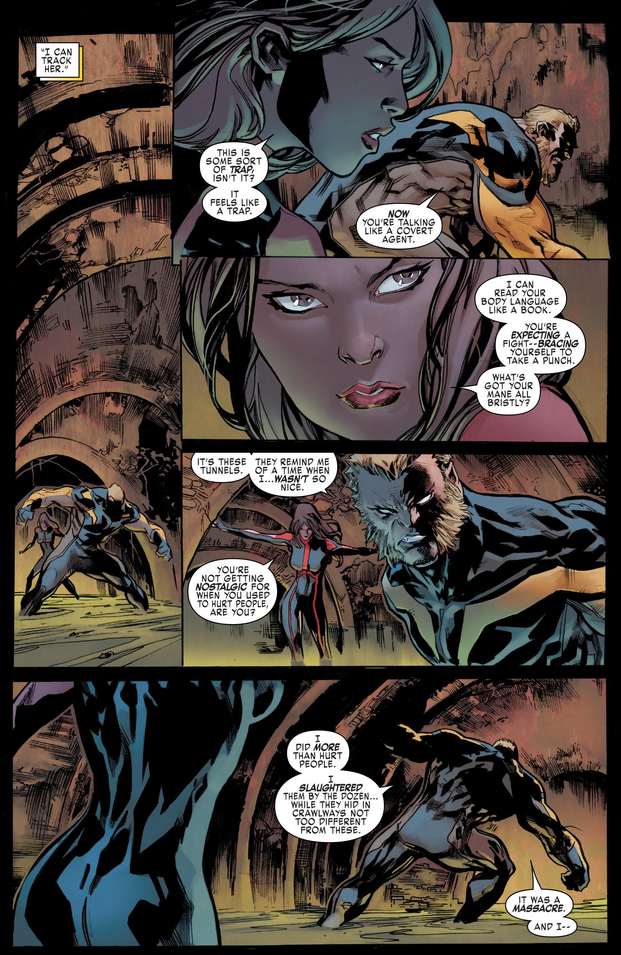 Read online Uncanny X-Men (2016) comic -  Issue #6 - 13