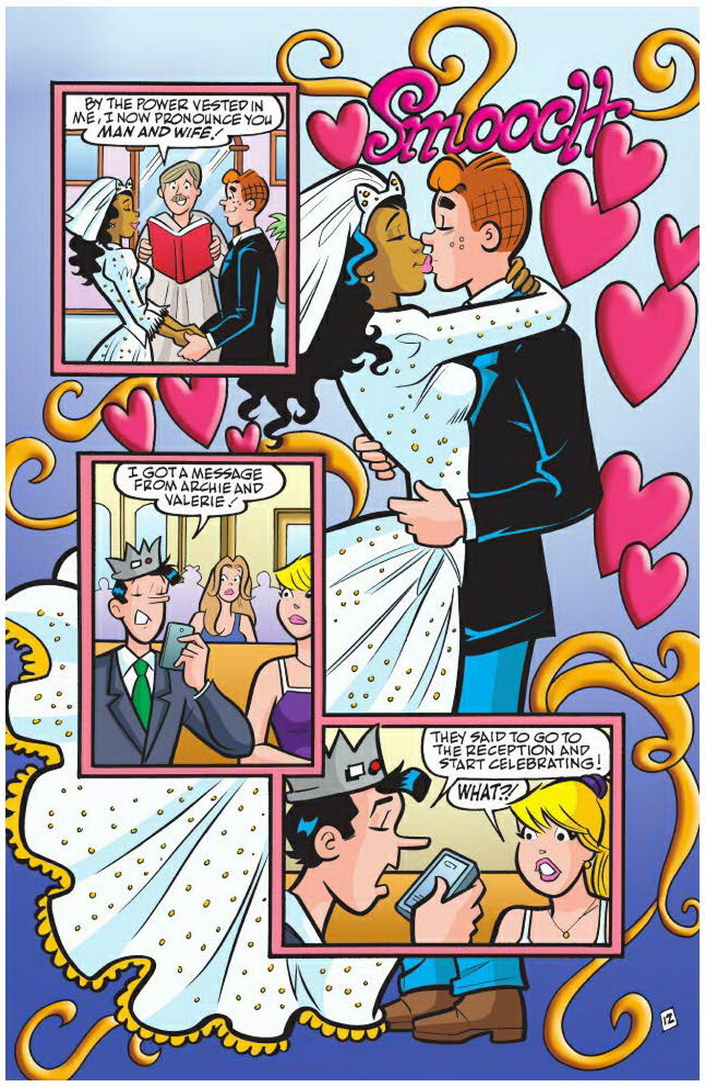 Read online Archie: A Rock 'n' Roll Romance comic -  Issue #Archie: A Rock 'n' Roll Romance Full - 44
