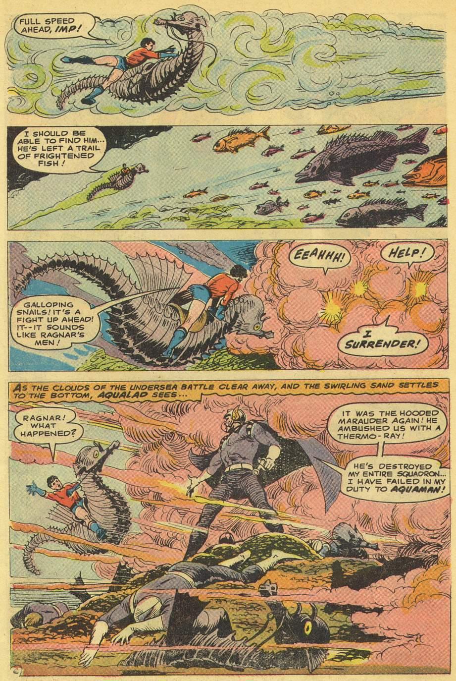 Read online Aquaman (1962) comic -  Issue #38 - 10