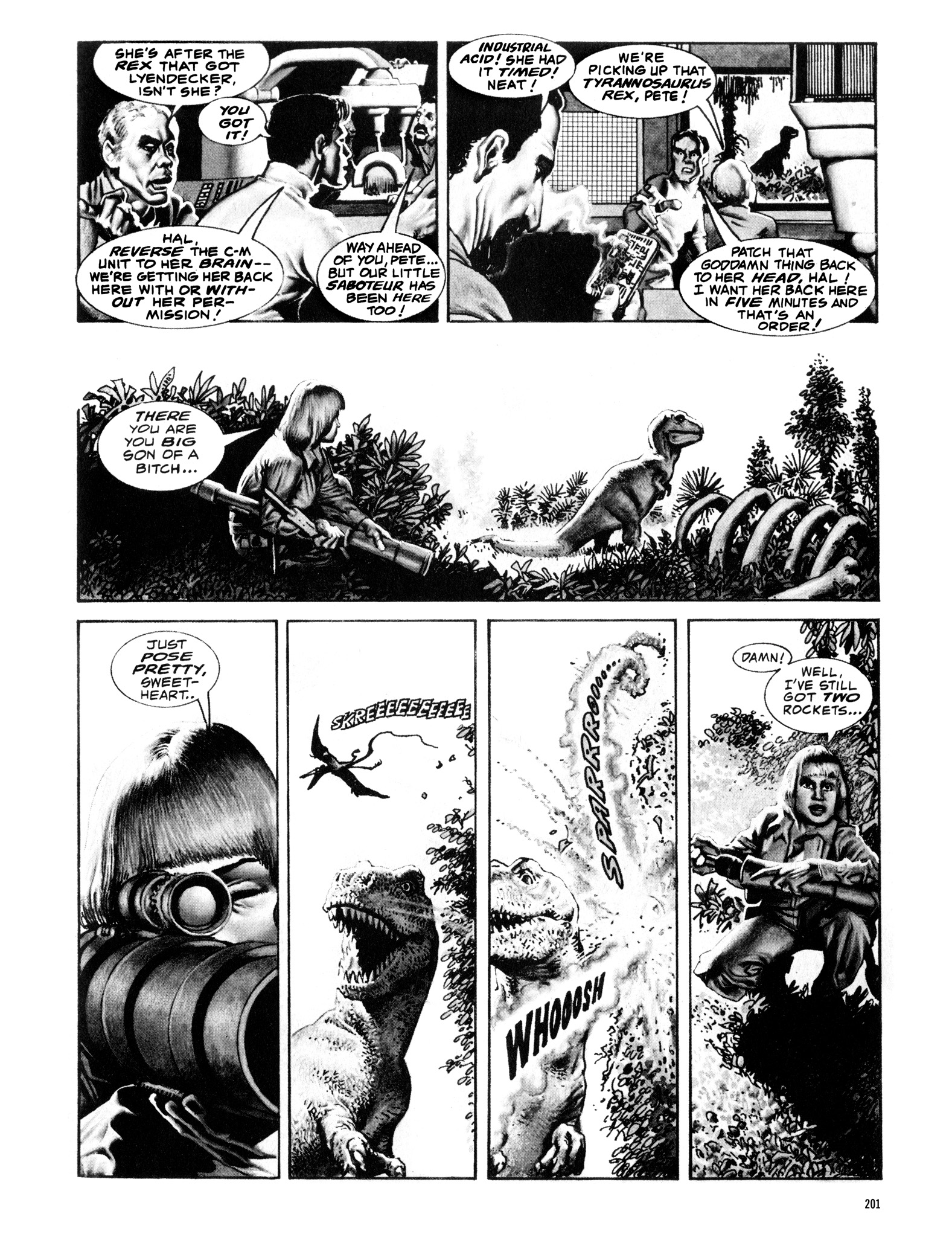 Read online Eerie Archives comic -  Issue # TPB 16 - 202