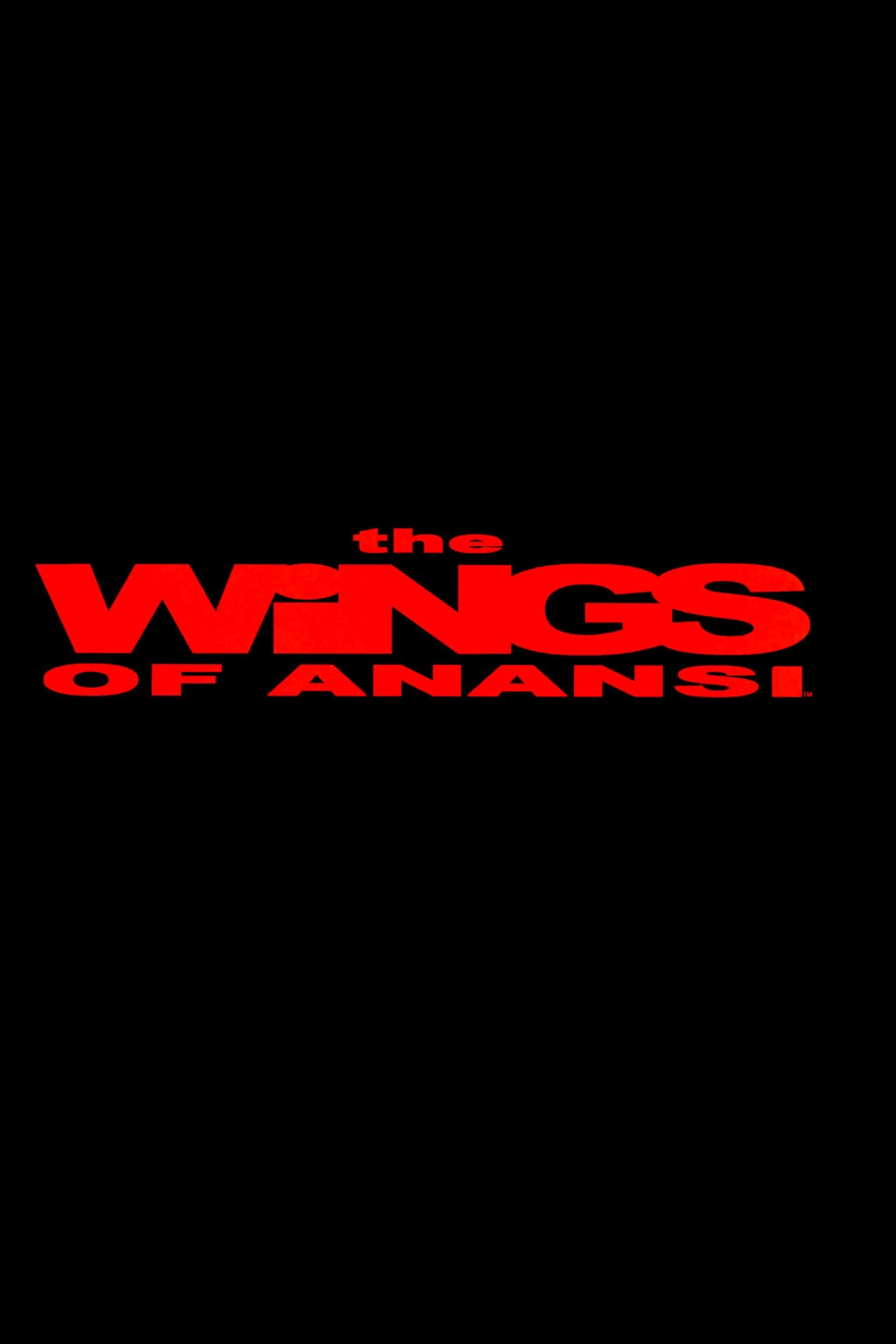 Read online The Wings Of Anansi comic -  Issue # Full - 2