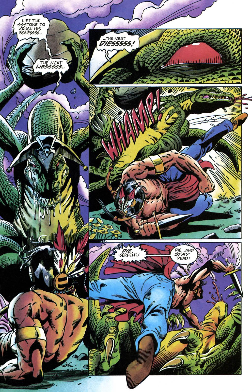 Read online Turok, Dinosaur Hunter (1993) comic -  Issue #36 - 7