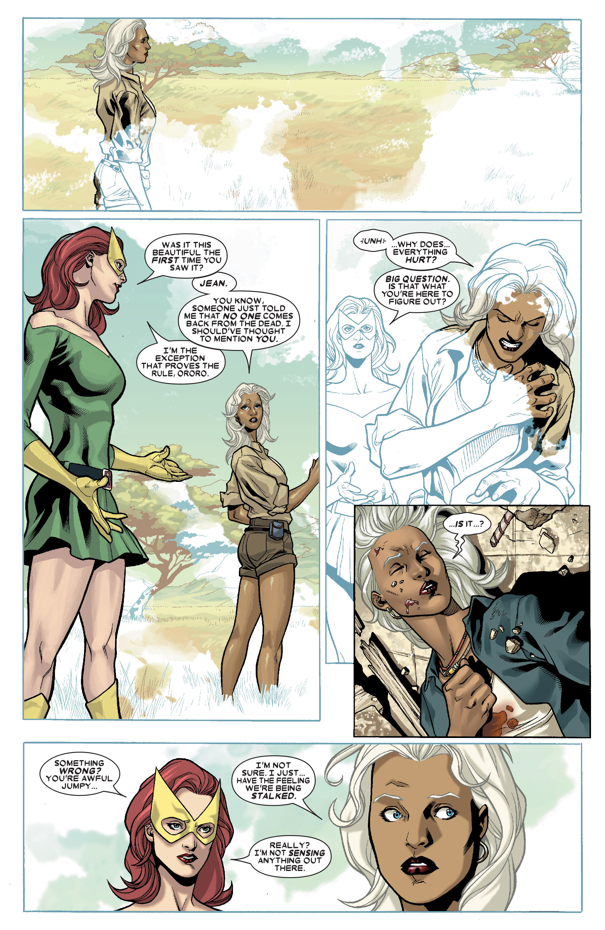 Read online Uncanny X-Men (1963) comic -  Issue # _Annual 1 (2006) - 18