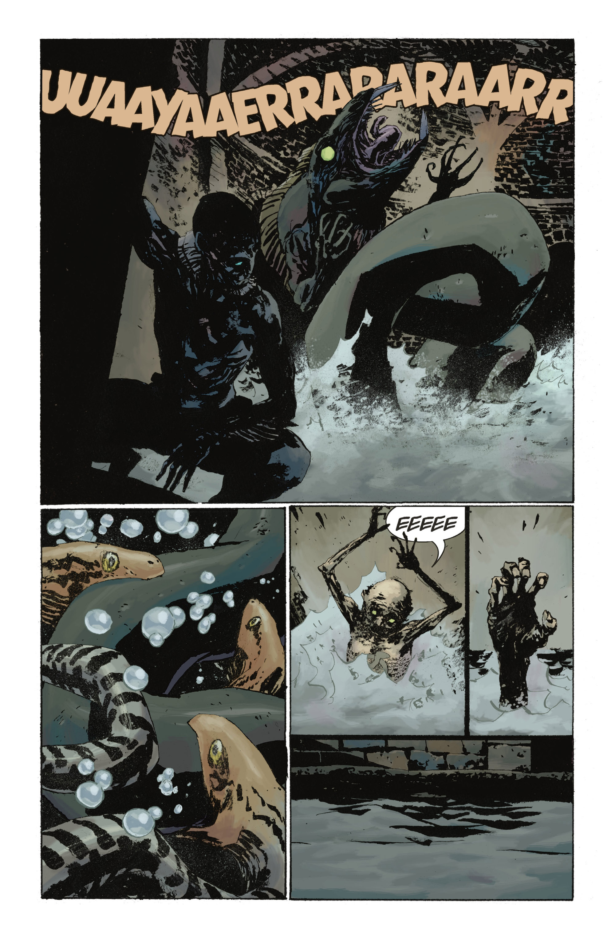 Read online Abe Sapien: The Drowning comic -  Issue #Abe Sapien: The Drowning _TPB - 79