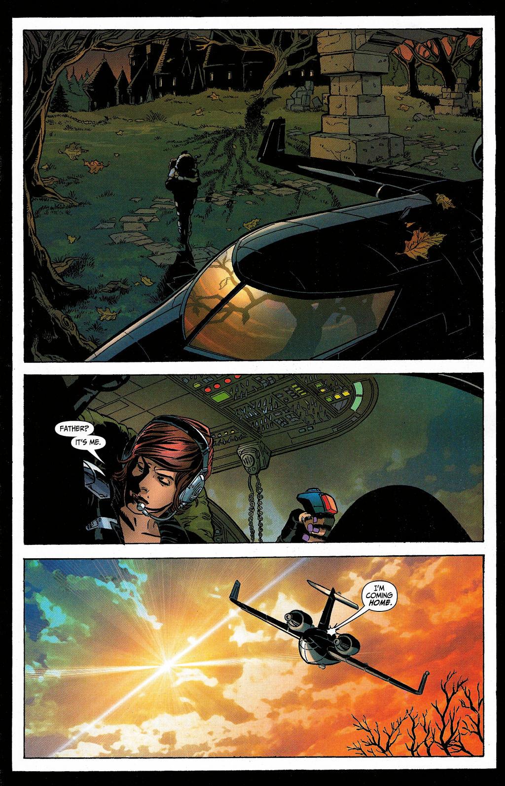 Read online Secret Six (2006) comic -  Issue #5 - 13