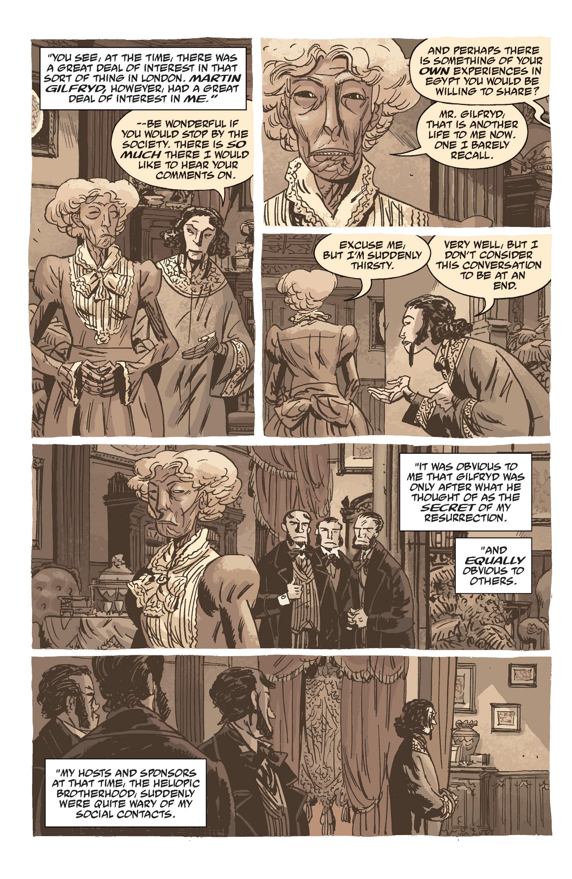 Read online B.P.R.D. (2003) comic -  Issue # TPB 10 - 34