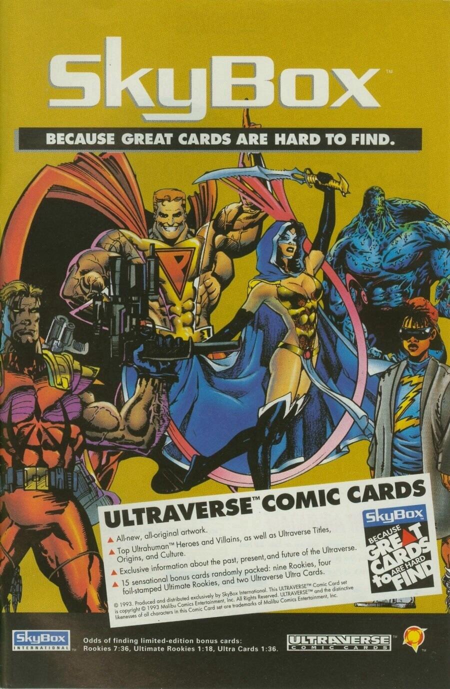 Read online Ex-Mutants comic -  Issue #10 - 34