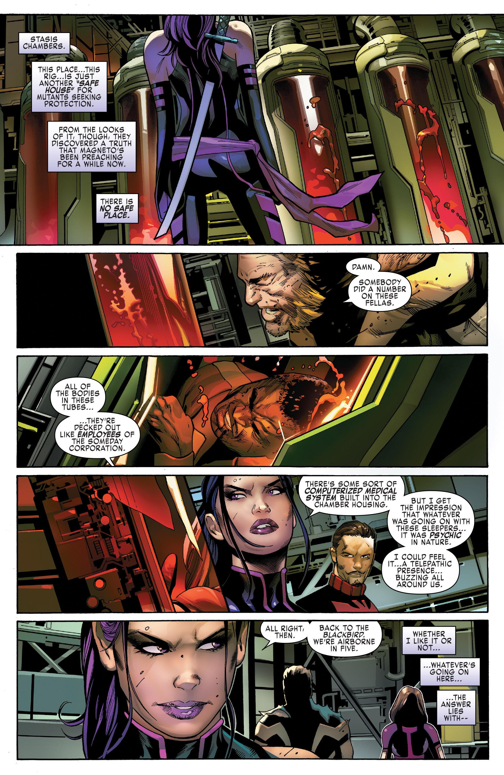 Read online Uncanny X-Men (2016) comic -  Issue #13 - 10