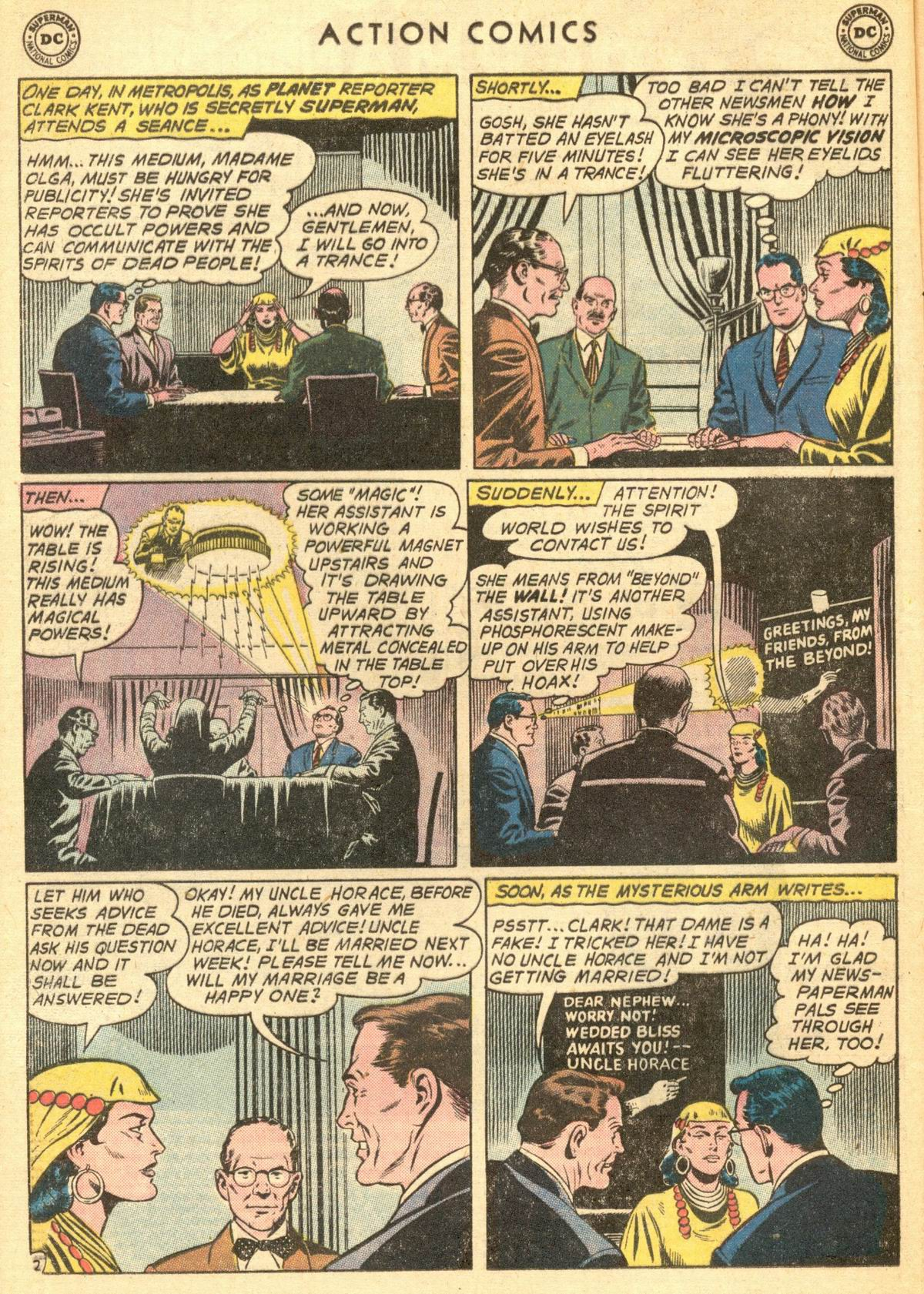 Read online Action Comics (1938) comic -  Issue #284 - 4