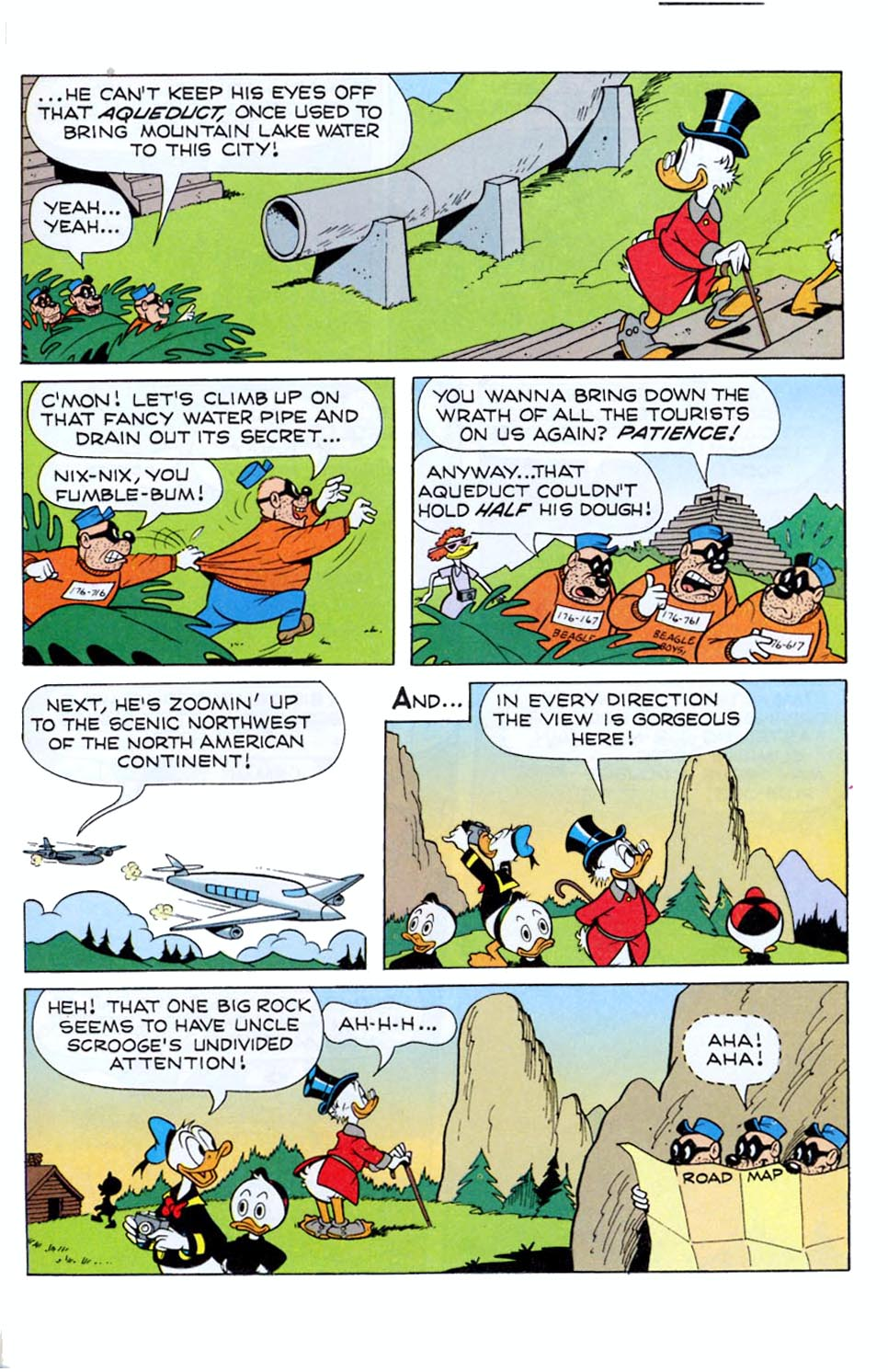 Read online Uncle Scrooge (1953) comic -  Issue #290 - 21