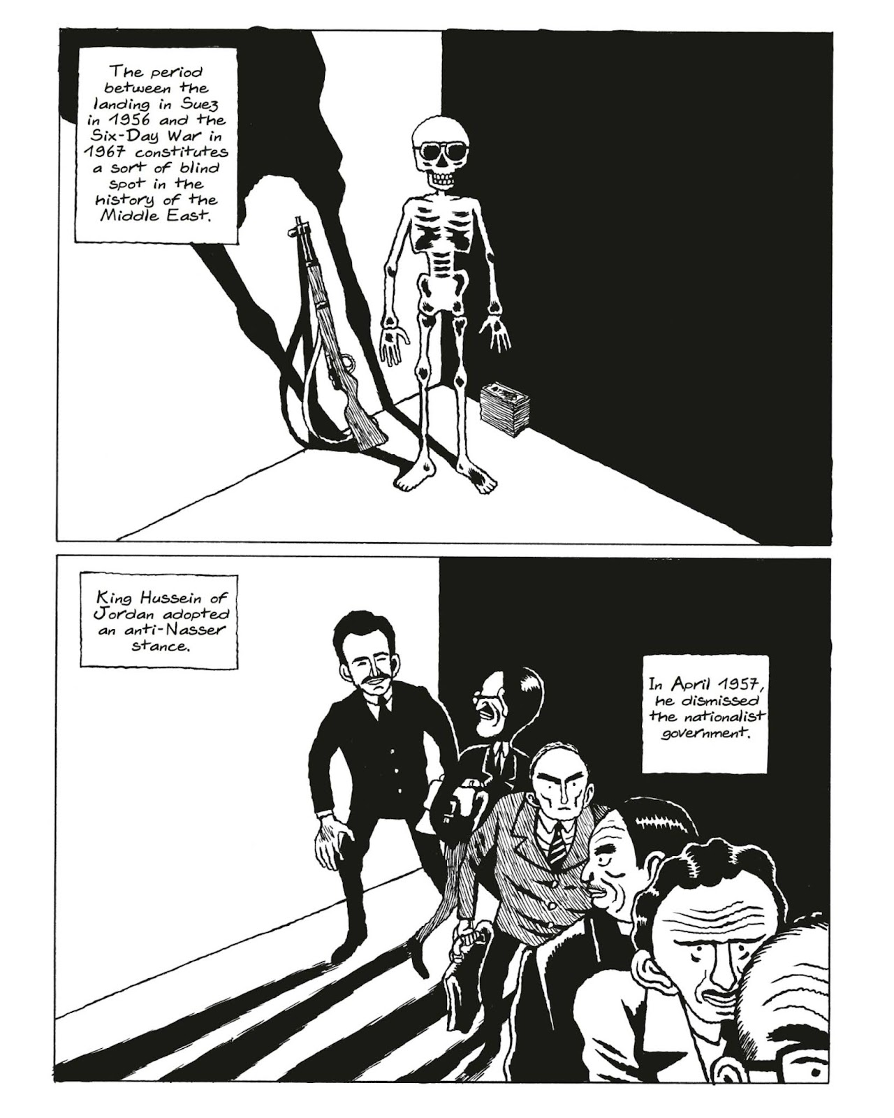 Best of Enemies: A History of US and Middle East Relations issue TPB_2 - Page 7