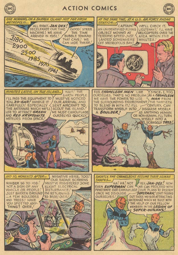 Read online Action Comics (1938) comic -  Issue #283 - 4