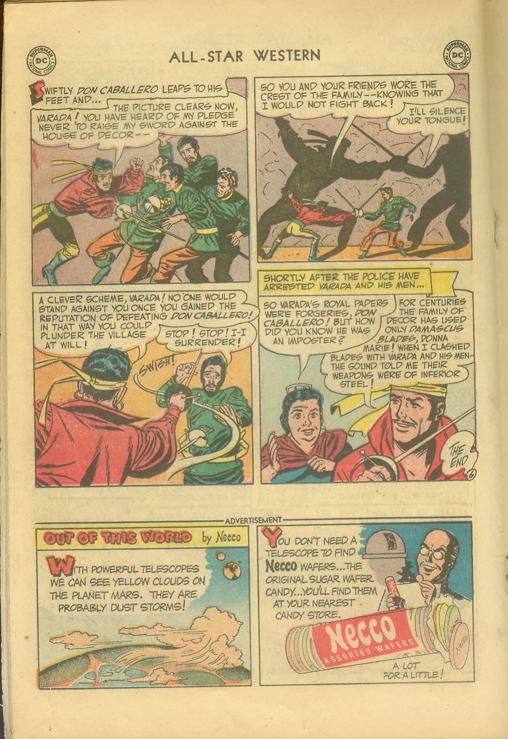 Read online All-Star Western (1951) comic -  Issue #65 - 18