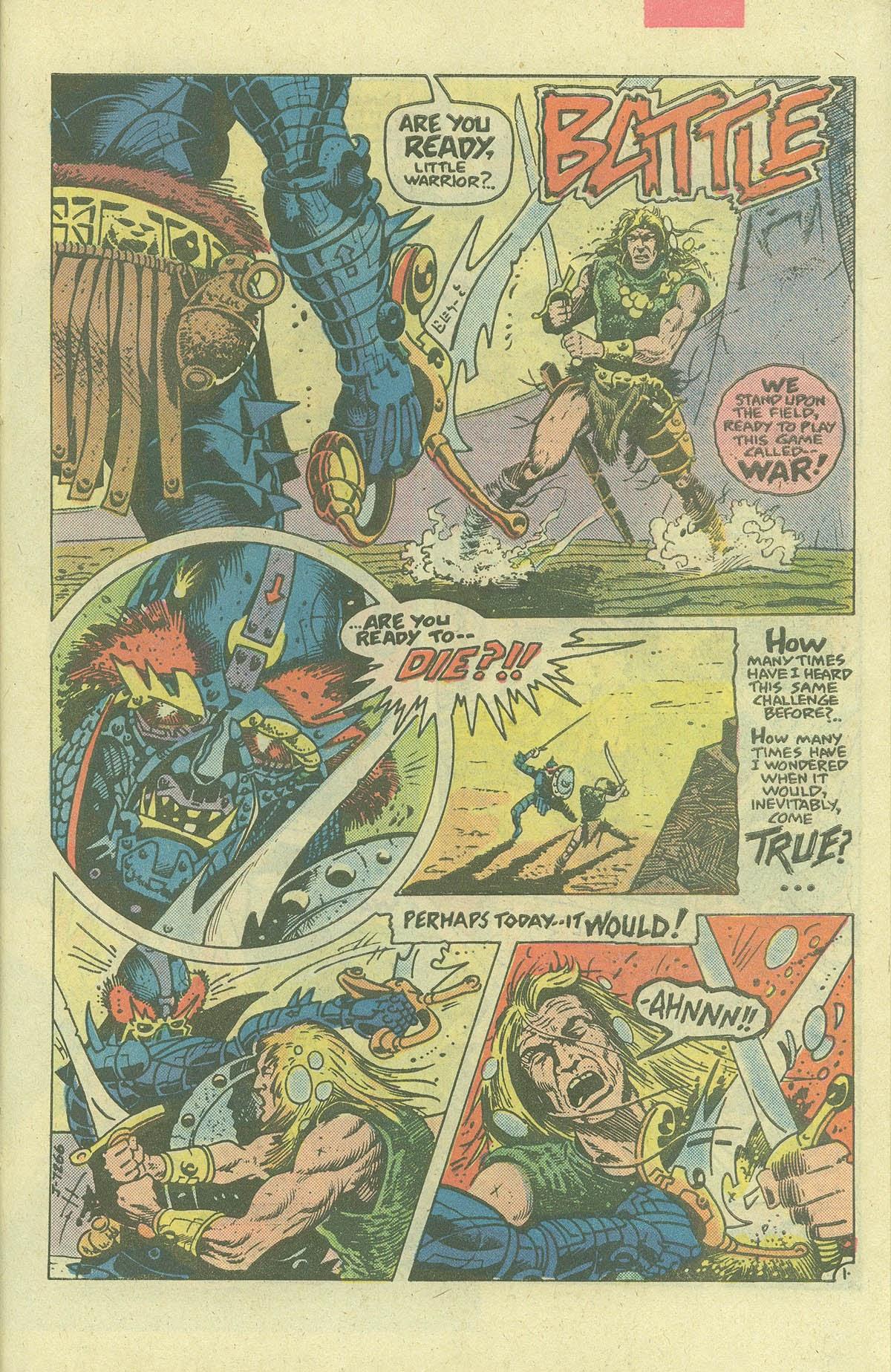 Read online Sgt. Rock comic -  Issue #380 - 26