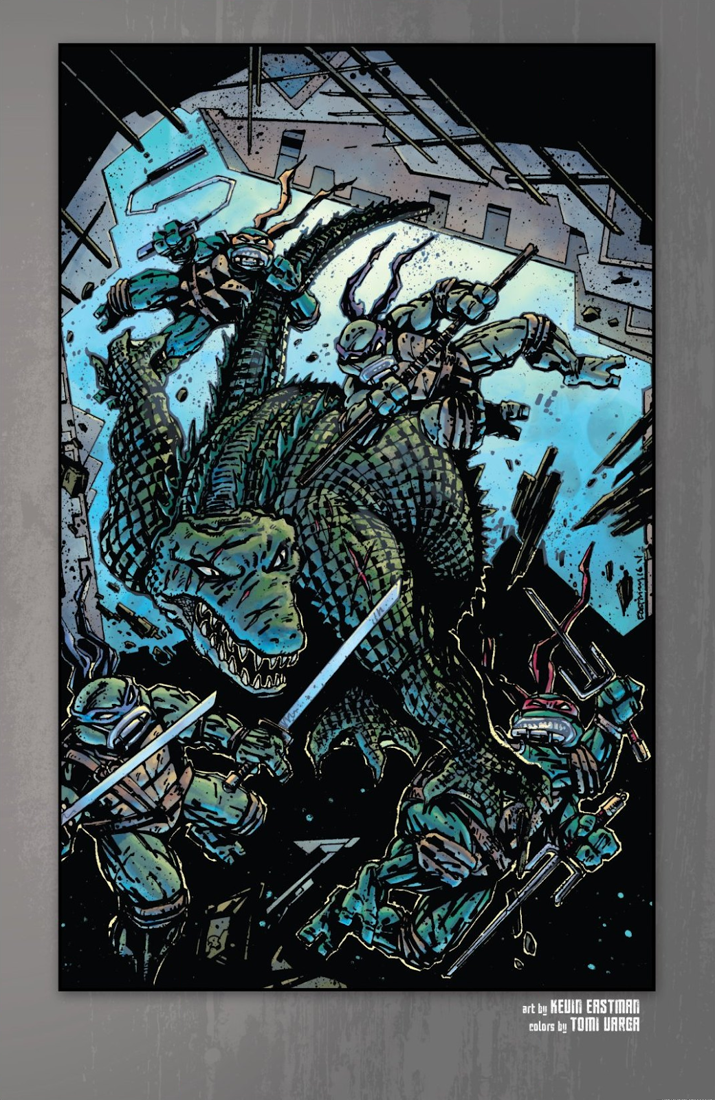 Read online Teenage Mutant Ninja Turtles: The IDW Collection comic -  Issue # TPB 7 (Part 2) - 84