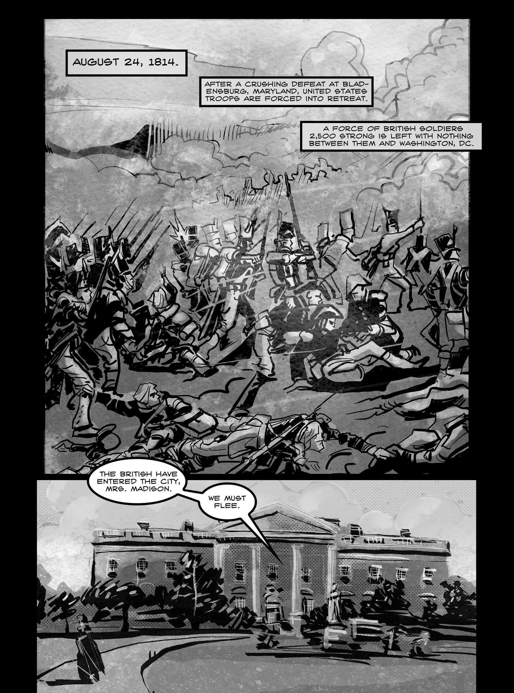 Read online FUBAR comic -  Issue #3 - 76
