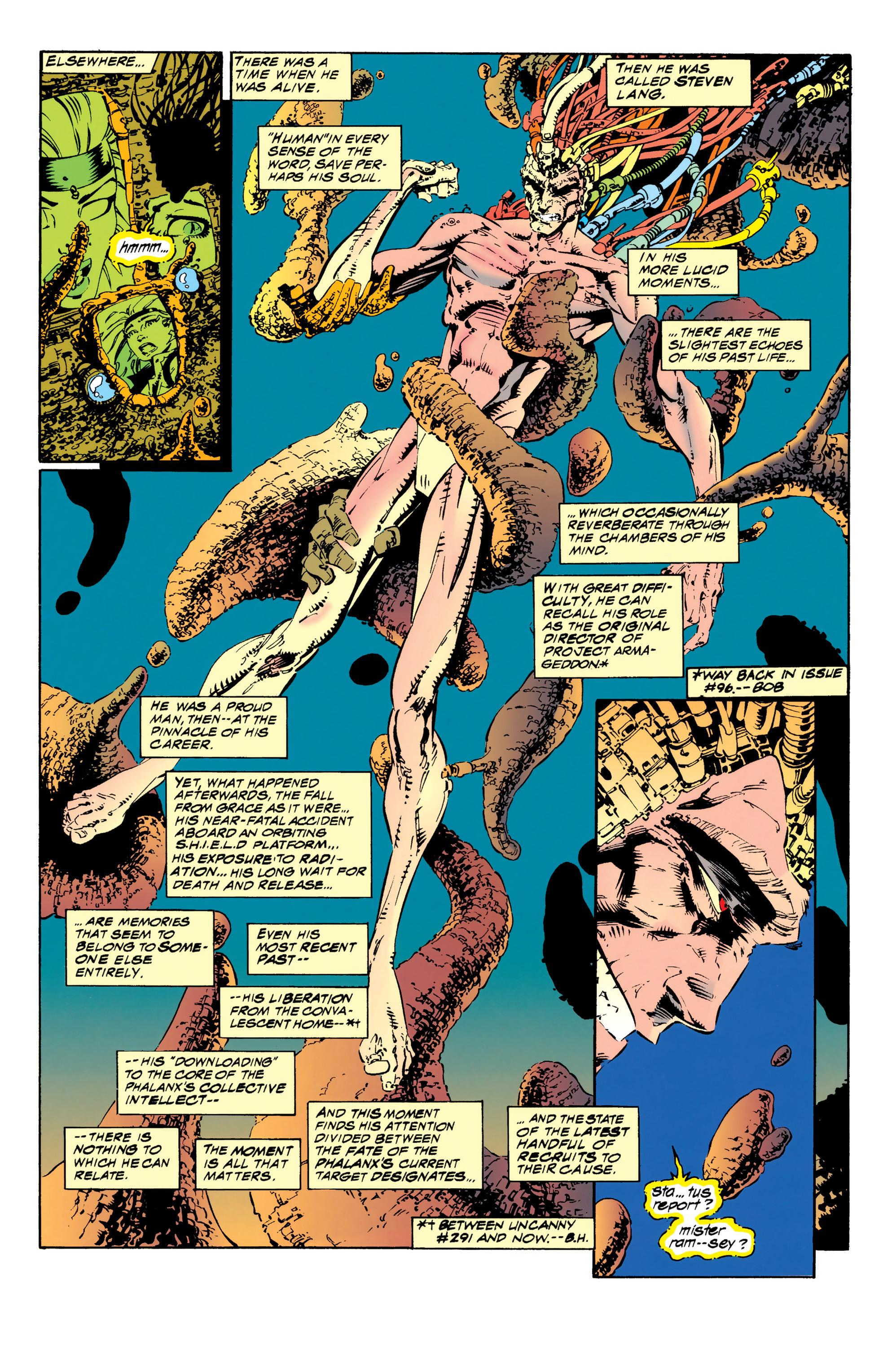 Read online Uncanny X-Men (1963) comic -  Issue #313 - 13
